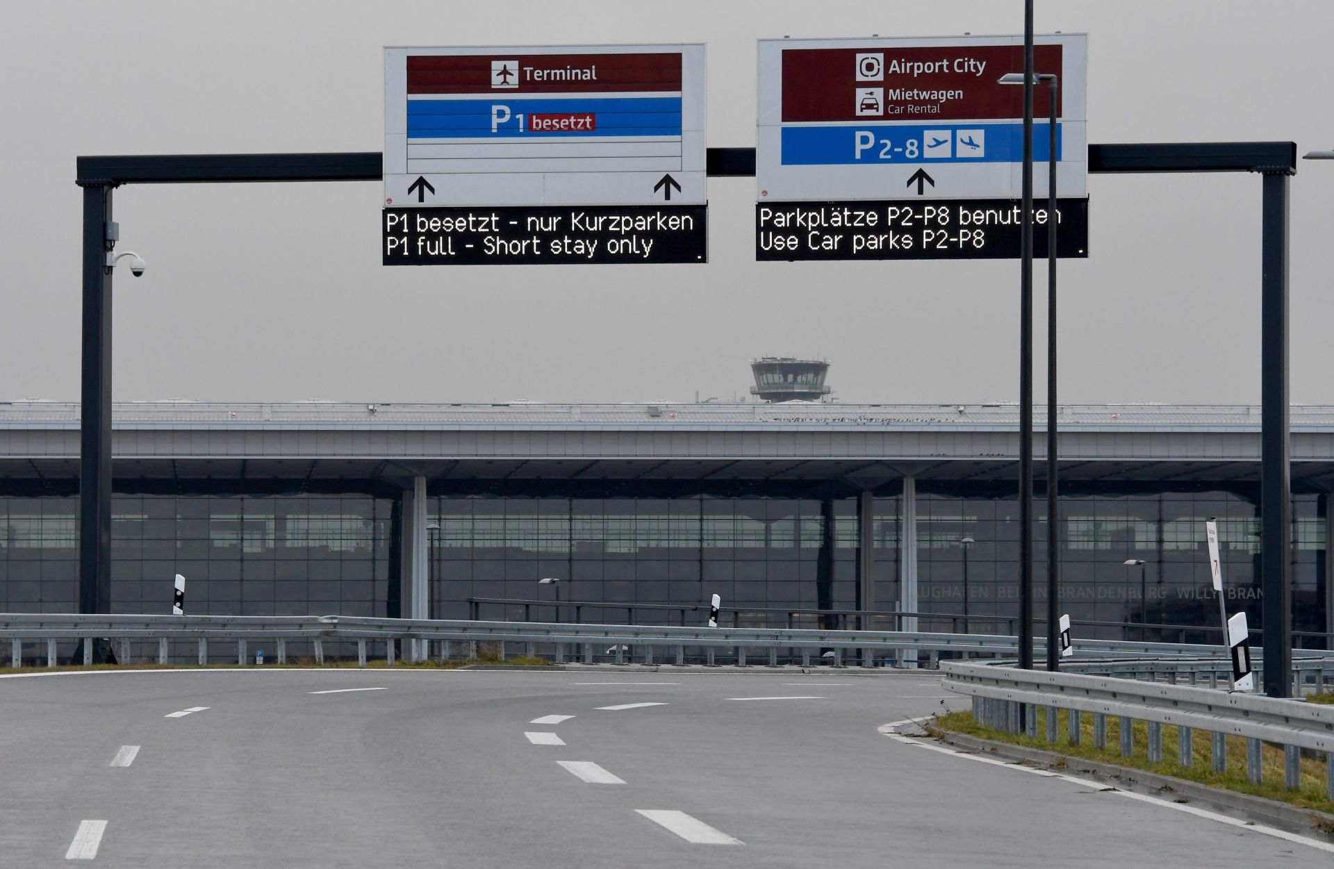 NOVI PROBLEMI: Ponovno odgođeno otvaranje berlinske zračne luke