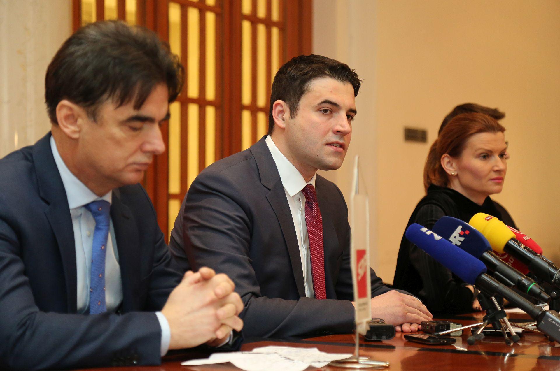 SDP: Vlada je u prvih 100 dana pokazala nesnalaženje, nerad i nevjerodostojnost