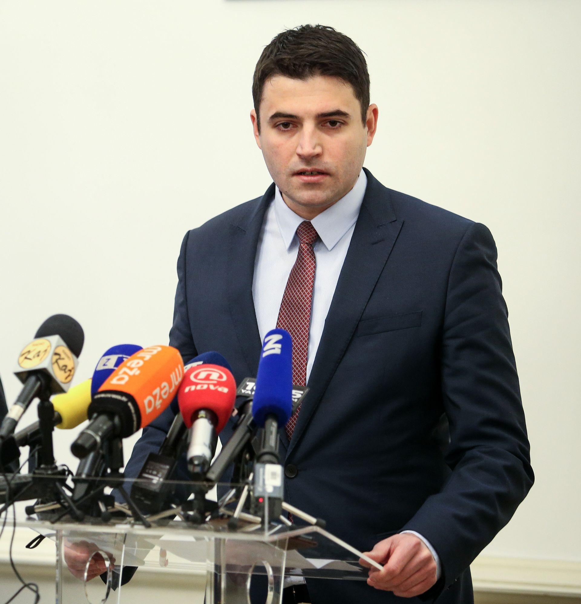 BERNARDIĆ: Odluka o kandidatu za gradonačelnika Zagreba na zagrebačkom SDP-u
