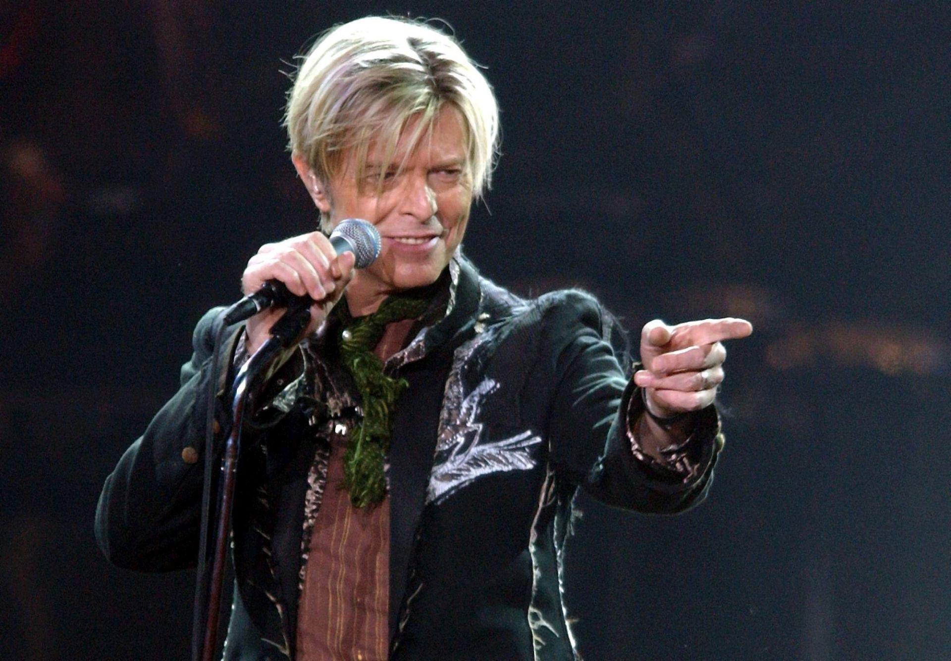 IZLOŽBA David Bowie na fotografijama Briana Rašića u Muzeju za umjetnost i obrt