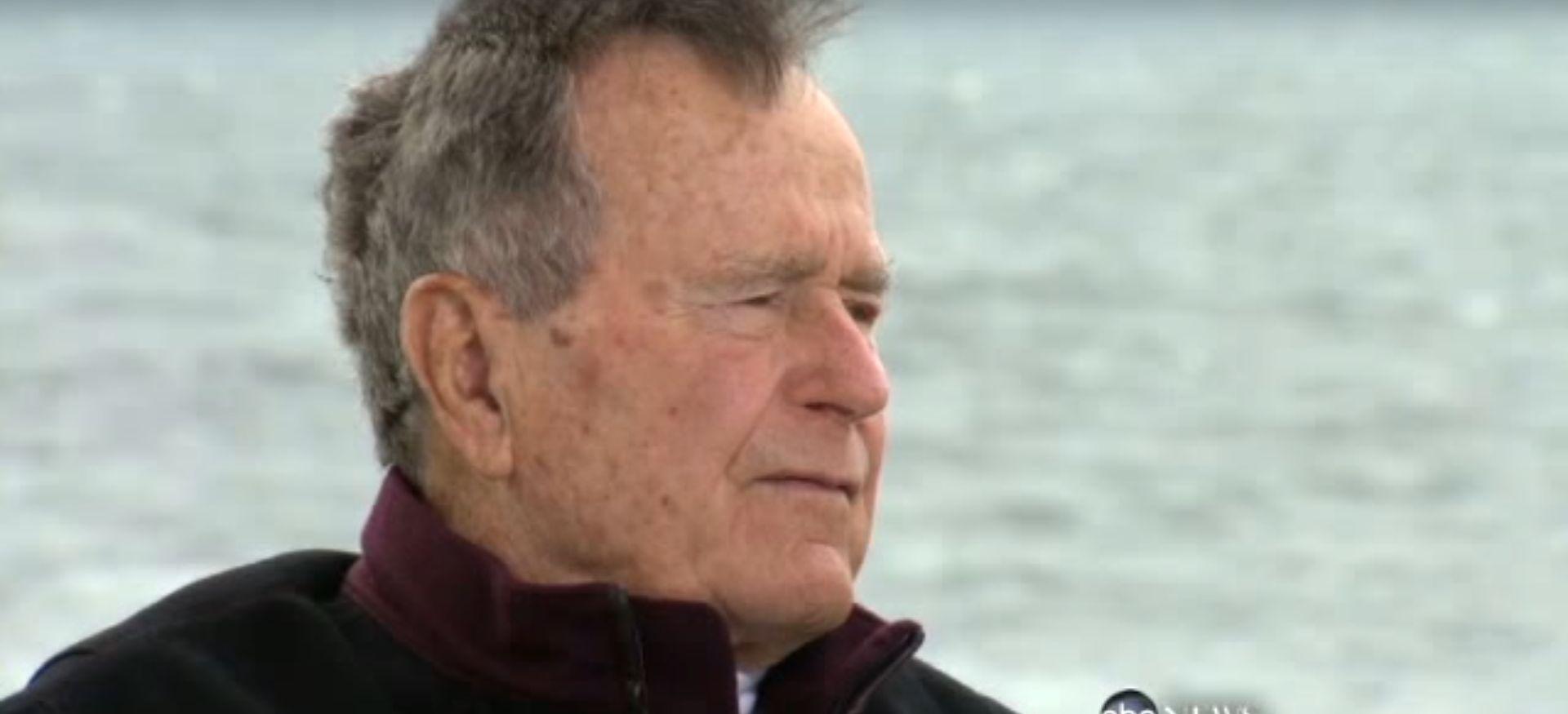 George HW Bush (92) pušten iz bolnice