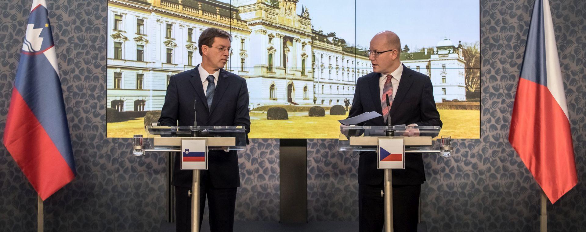 SURADNJA DVIJU ZEMALJA: Slovenski i češki premijer o luci Koper i europskoj perspektivi Balkana