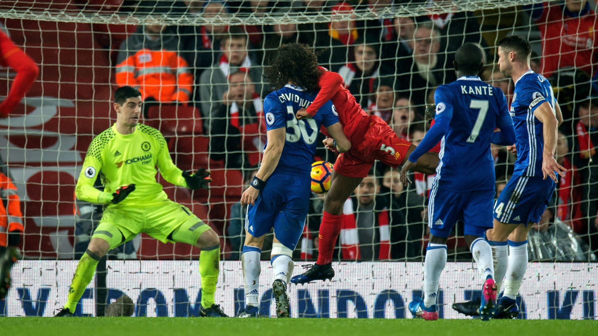 Liverpool – Chelsea 1:1
