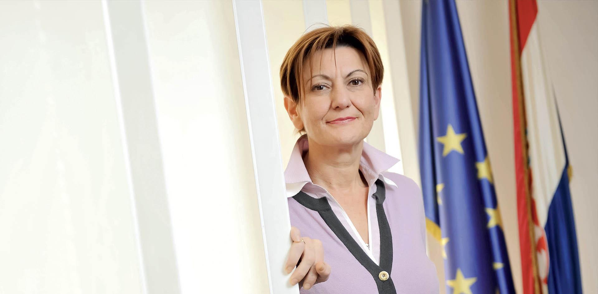 INTERVJU Martina Dalić: 'NEĆE USPJETI pokušaji interesnih skupina da napadom na mene destabiliziraju Vladu'