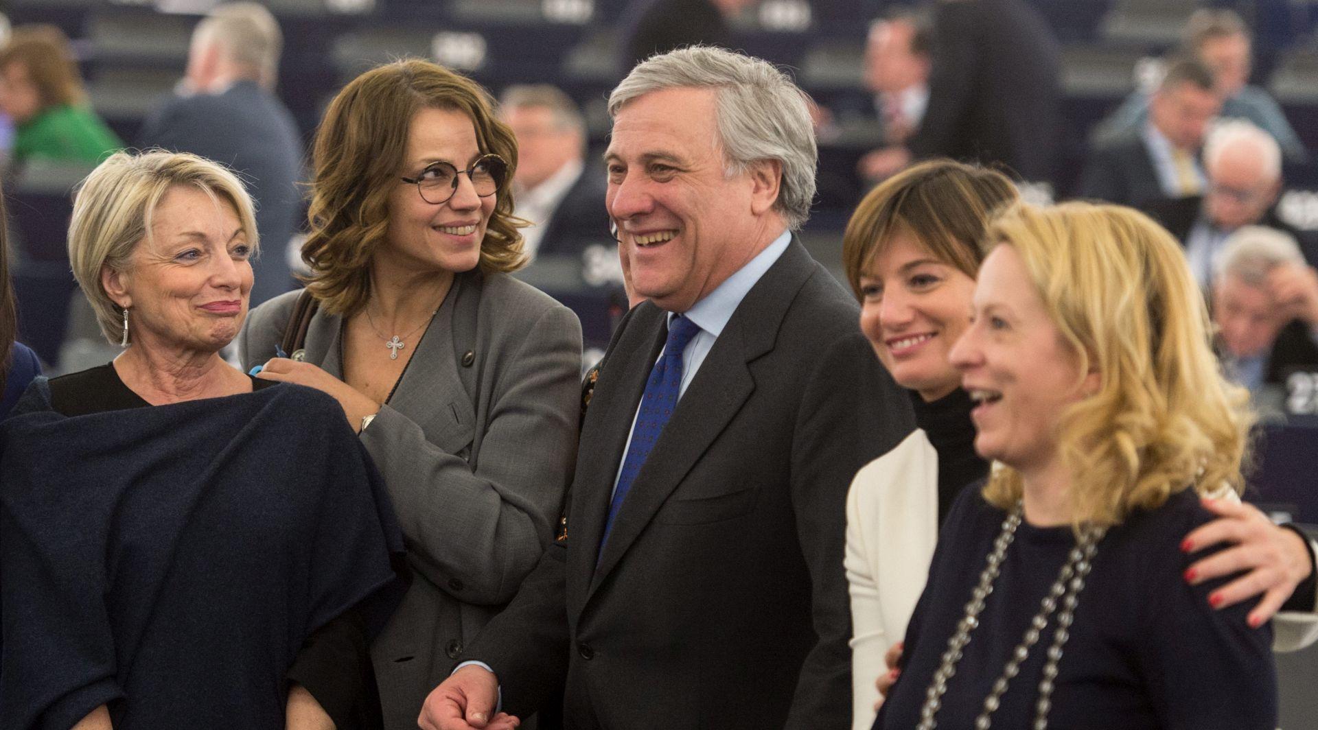 ČETVRTI KRUG GLASOVANJA: Antonio Tajani je novi predsjednik Europskog parlamenta