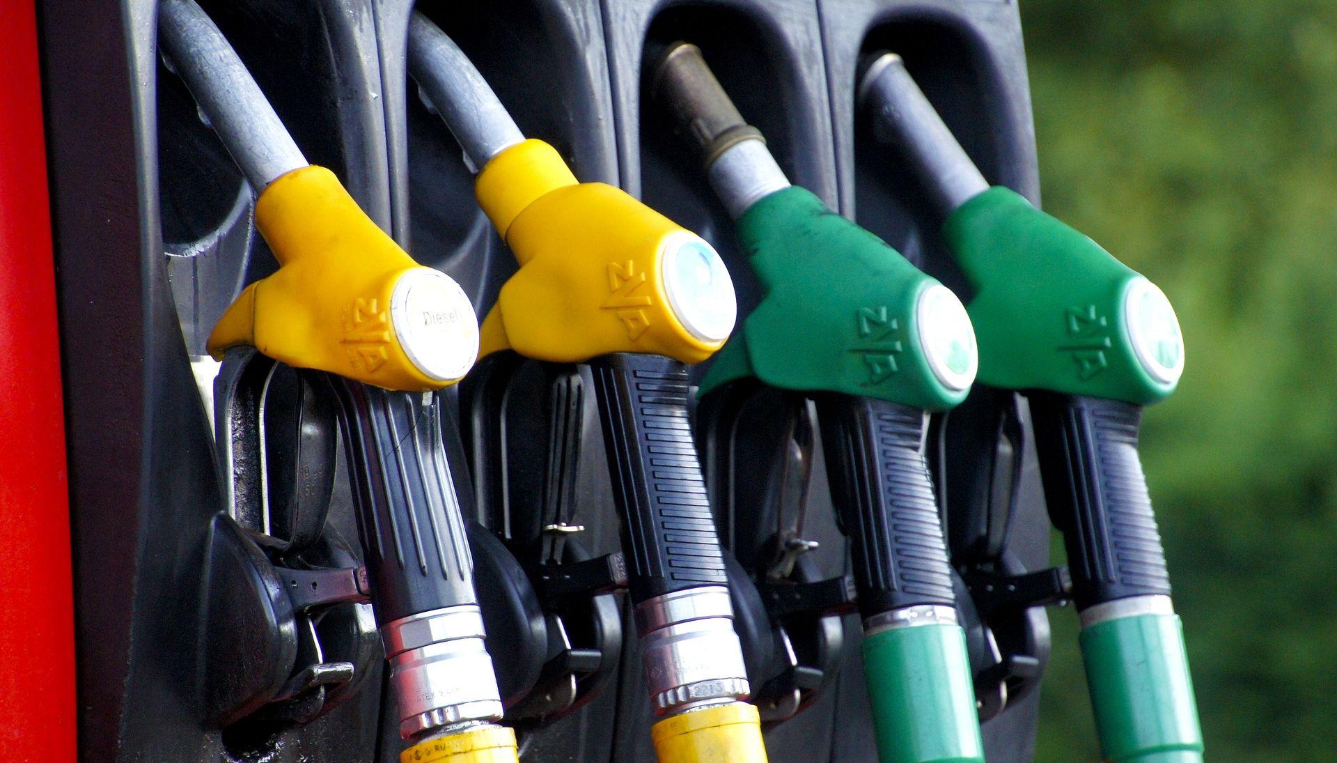 Cijene goriva prešle psihološku granicu od 10 kuna