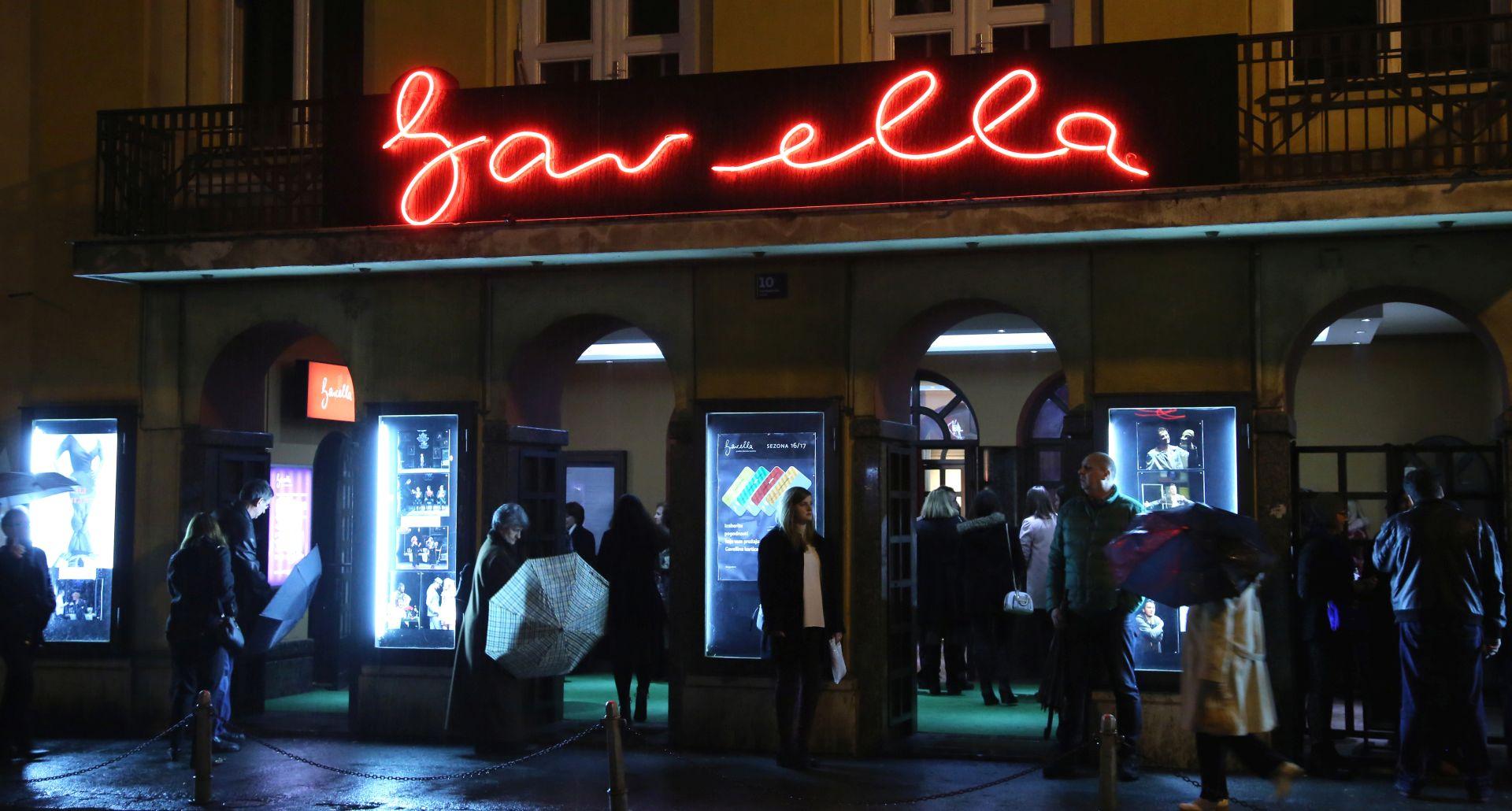 """Gavella s predstavom """"Tesla Anonimus"""" u Kamernom teatru 55 u Sarajevu"""