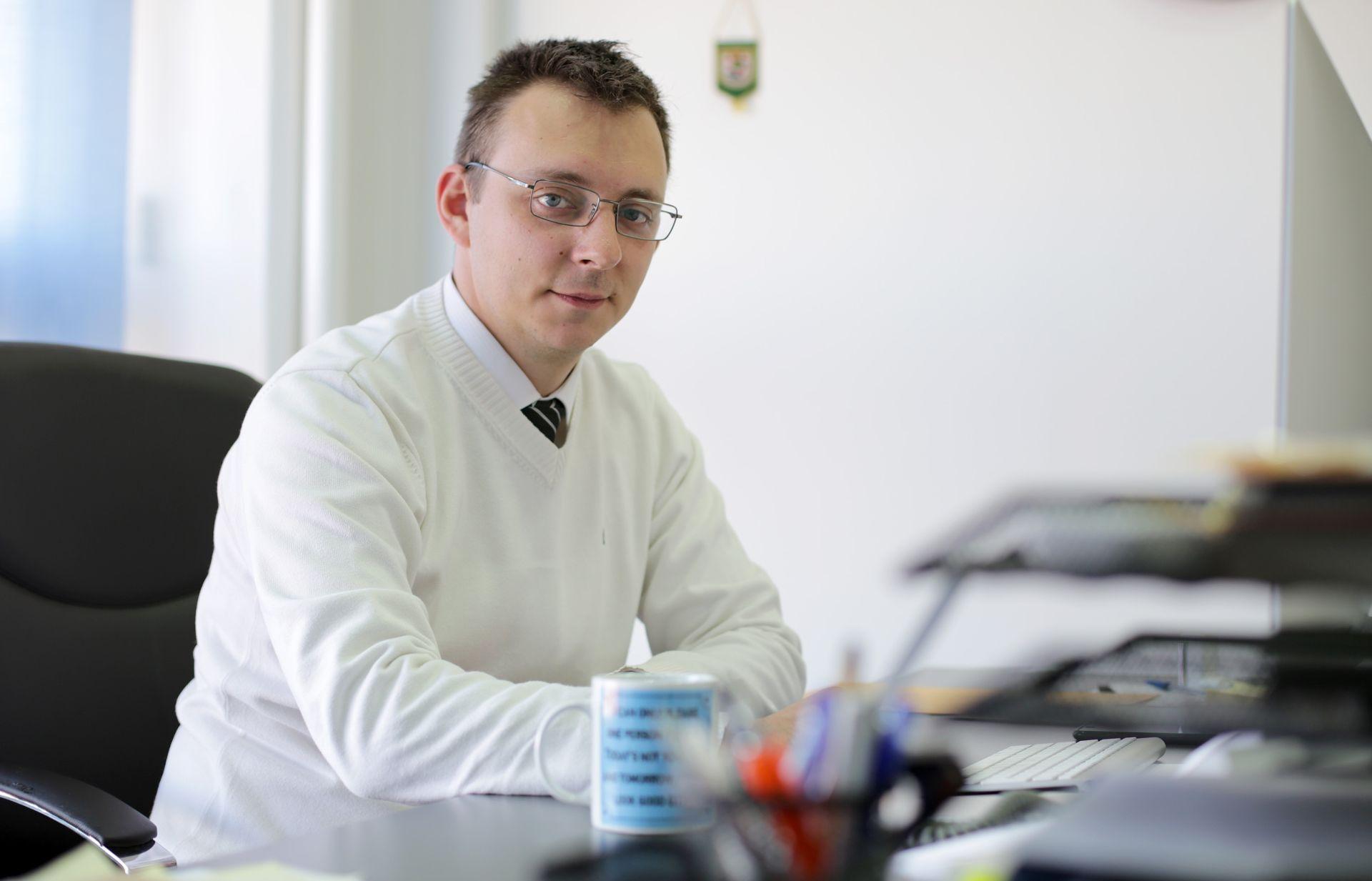 BOJAN GLAVAŠEVIĆ: 'Bernardić ima mnogo potencijala, to će se u budućnosti vidjeti na rejtingu SDP-a'