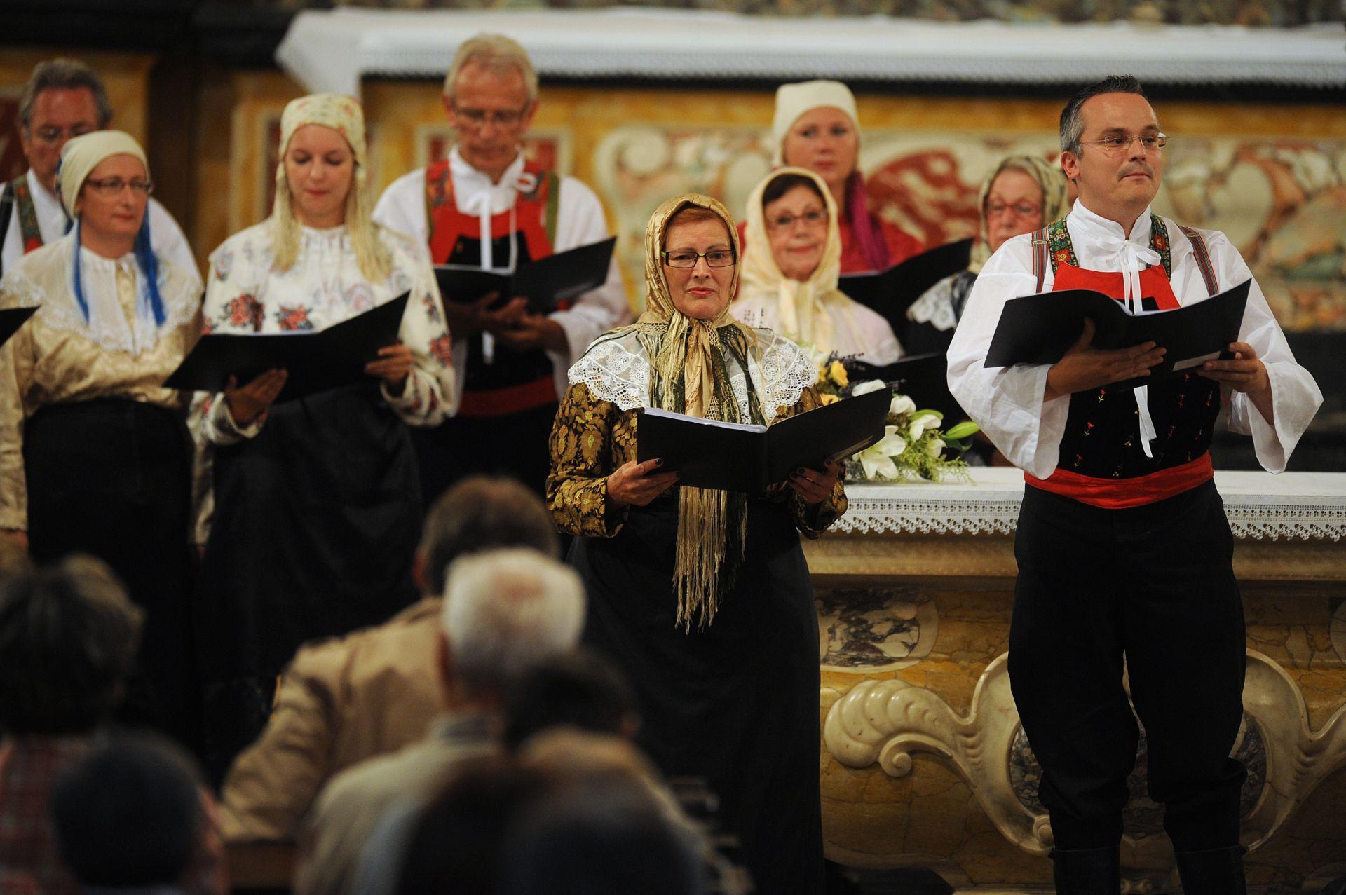 BEČ Priređen jubilarni 70. bal gradišćanskih Hrvata