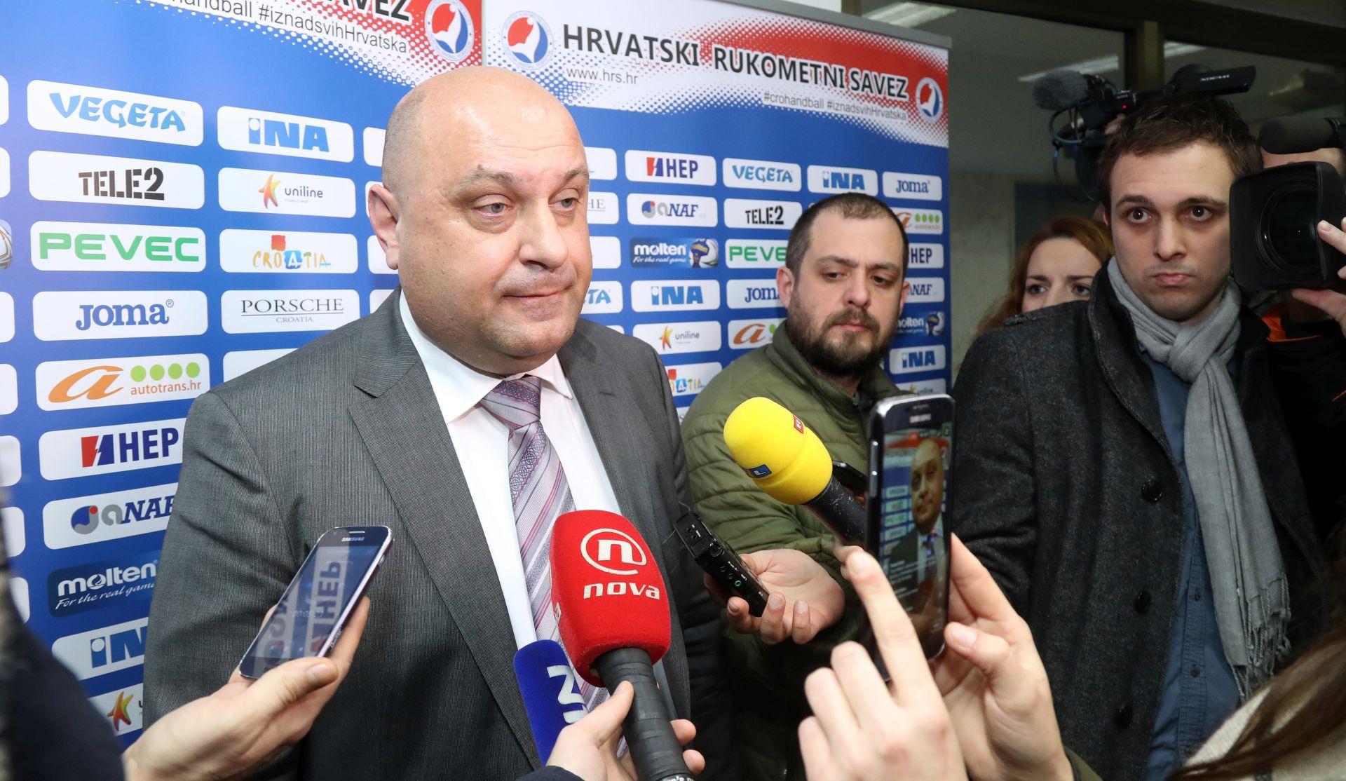 TOMISLAV GRAHOVAC: 'Vođenje reprezentacije nije bilo zadovoljavajuće'