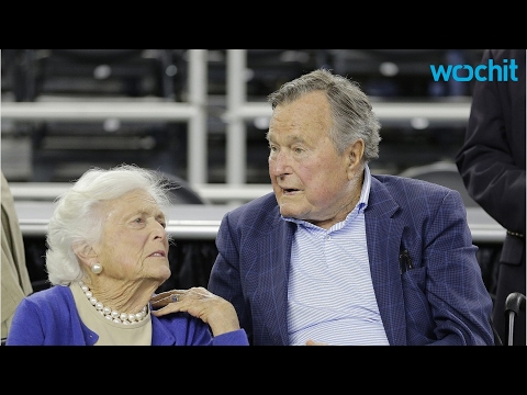 VIDEO: George H. W. Bush pušten iz bolnice