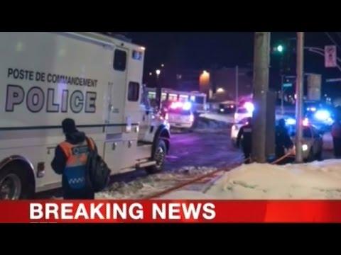 VIDEO TERORSTIČKI NAPAD Šest osoba ubijeno u džamiji u Quebecu