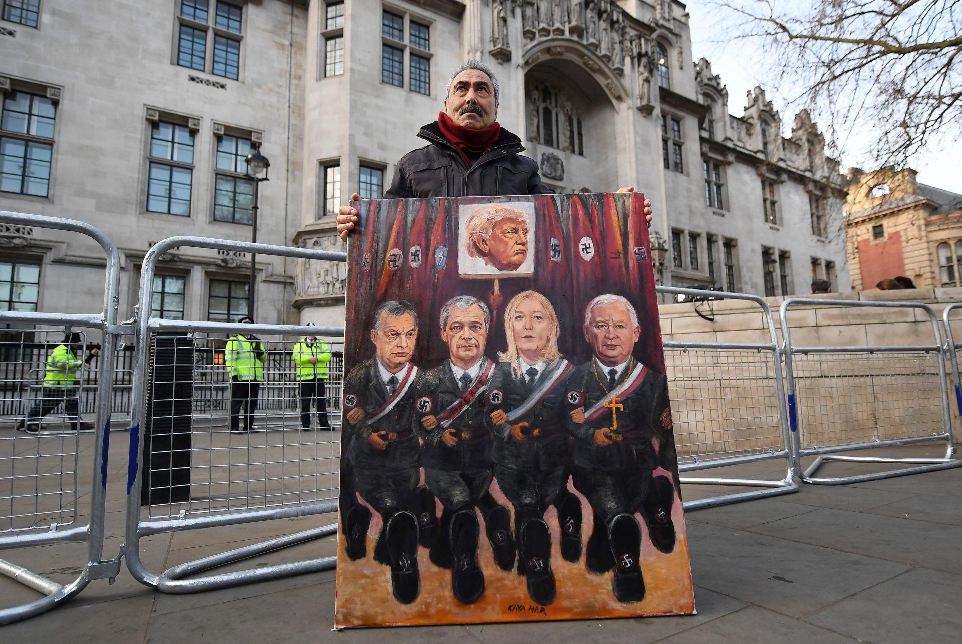 OCJENA HRW-a: Trump i europski populisti su prijetnja ljudskim pravima