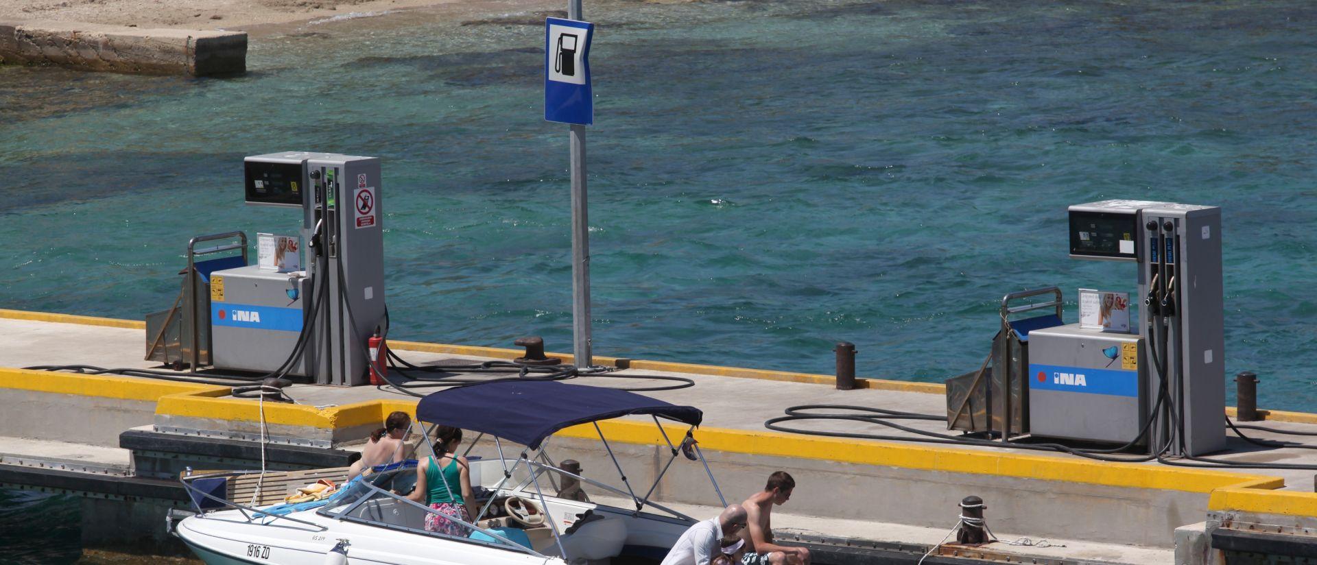 GRADSKO VIJEĆE ŠIBENIKA: Inina benzinska crpka ostaje na rivi
