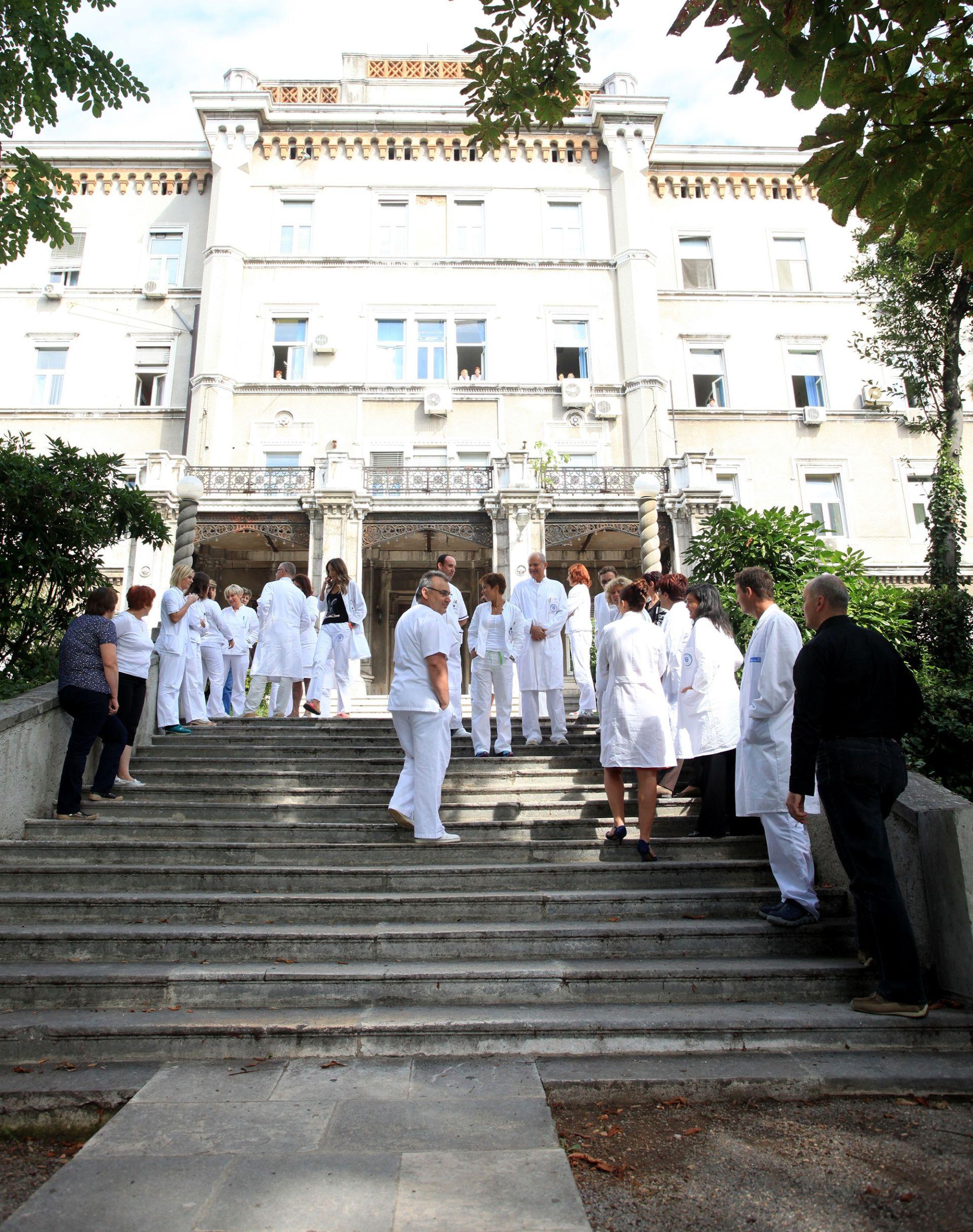 KBC RIJEKA: Pokrenuto razrješenje kirurga zbog sumnji za spolno uznemiravanje studentice