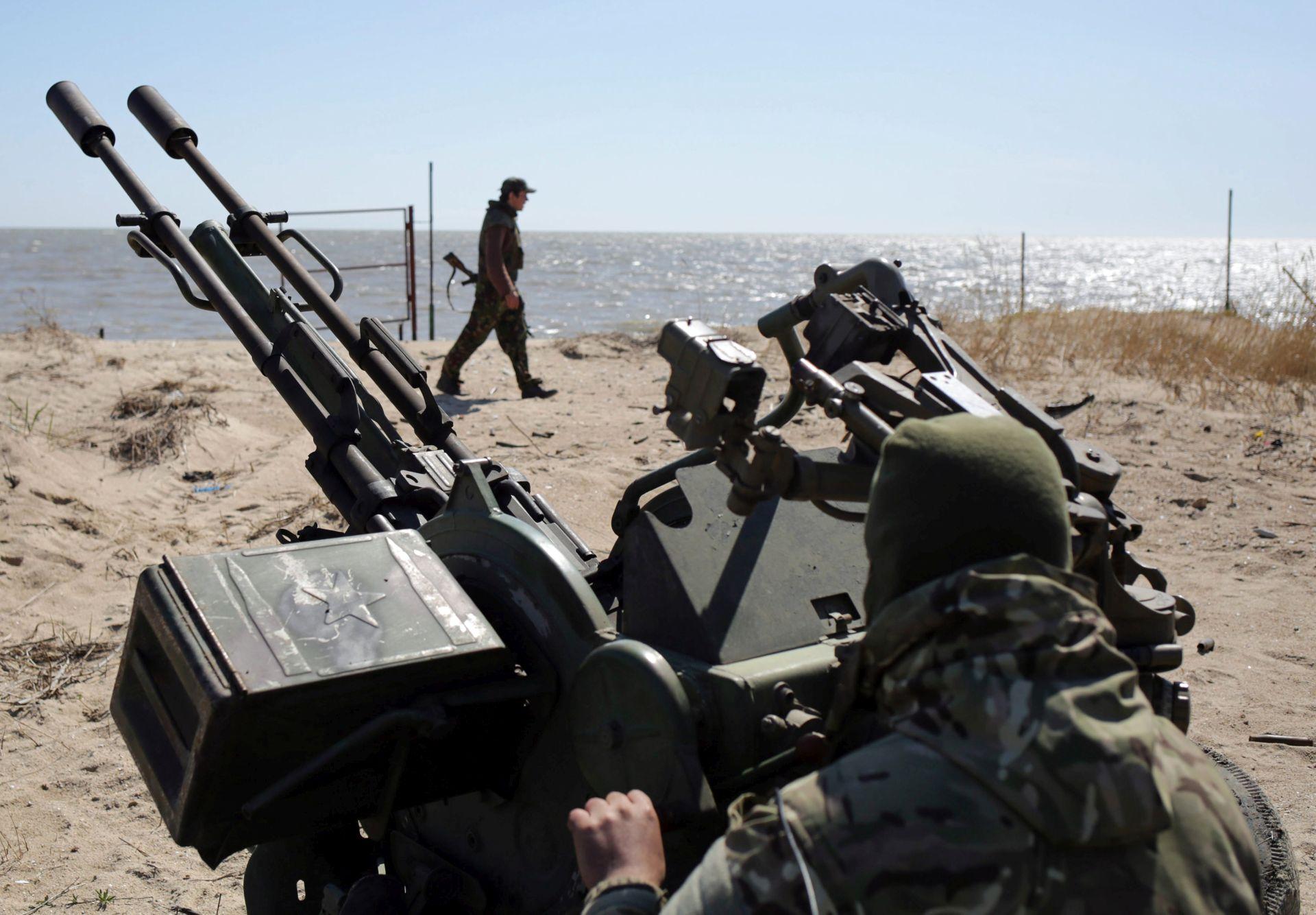 VELIK BROJ ŽRTAVA: Kijev i Moskva međusobno se optužuju za porast sukoba