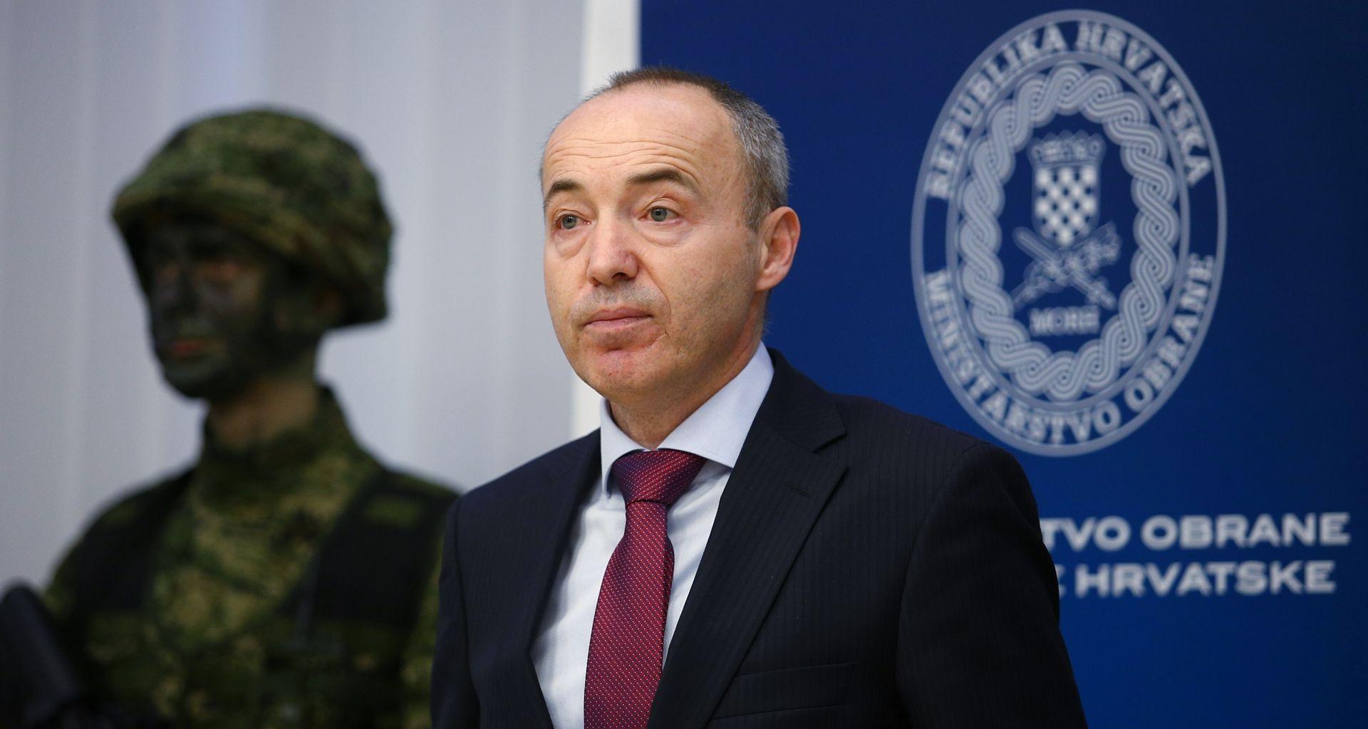 BRUXELLES Krstičević izvijestio kolege iz NATO-a o povećanju obrambenog proračuna