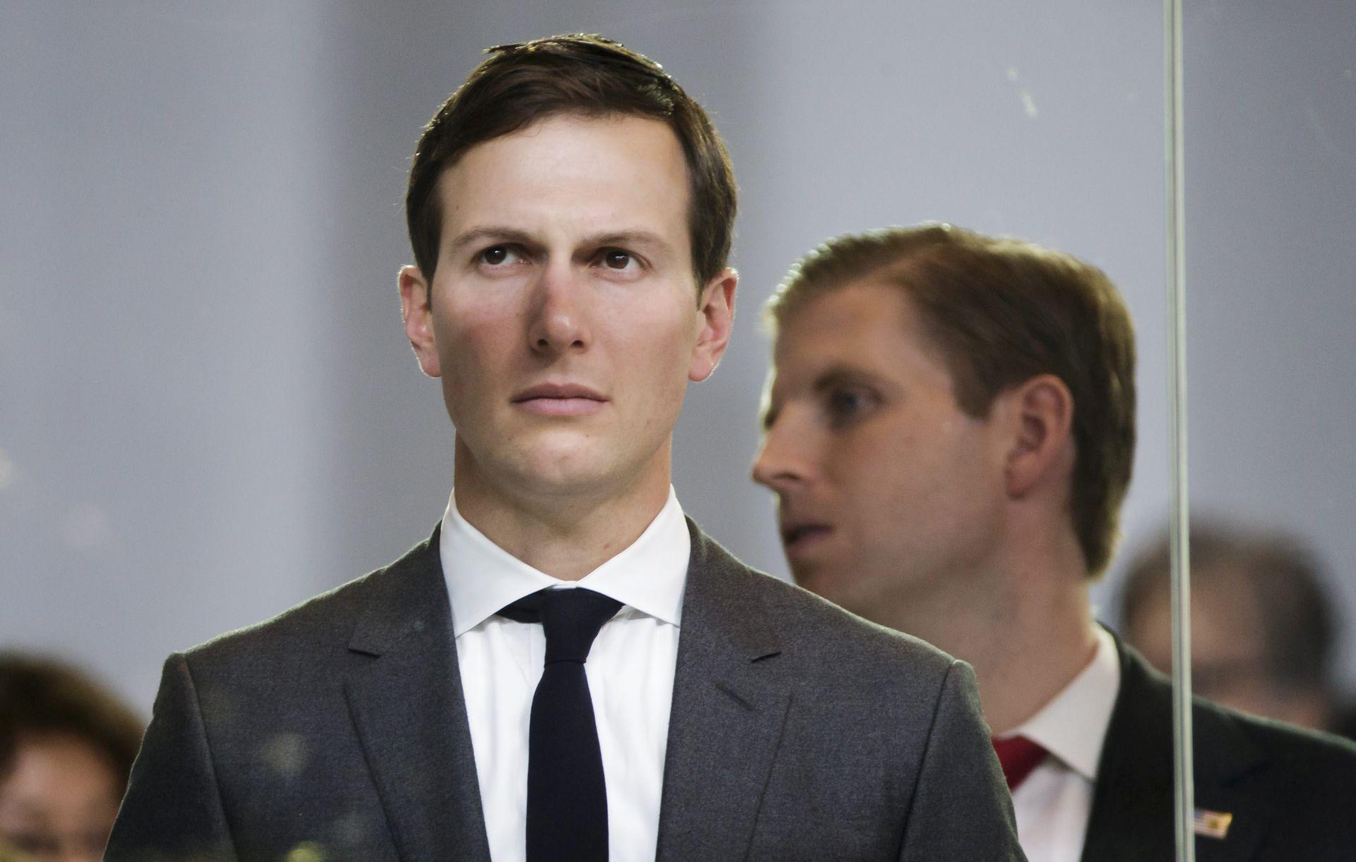 MINISTARSTVO PRAVOSUĐA: Trumpov zet Kushner može biti savjetnik Bijele kuće