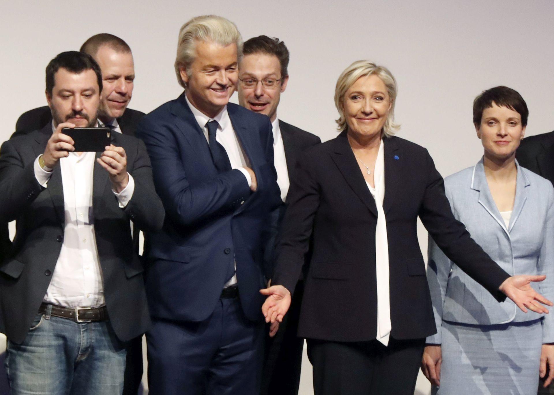 KONGRES EU DESNIČARA: 2017. bit će godina nacionalističkih stranaka