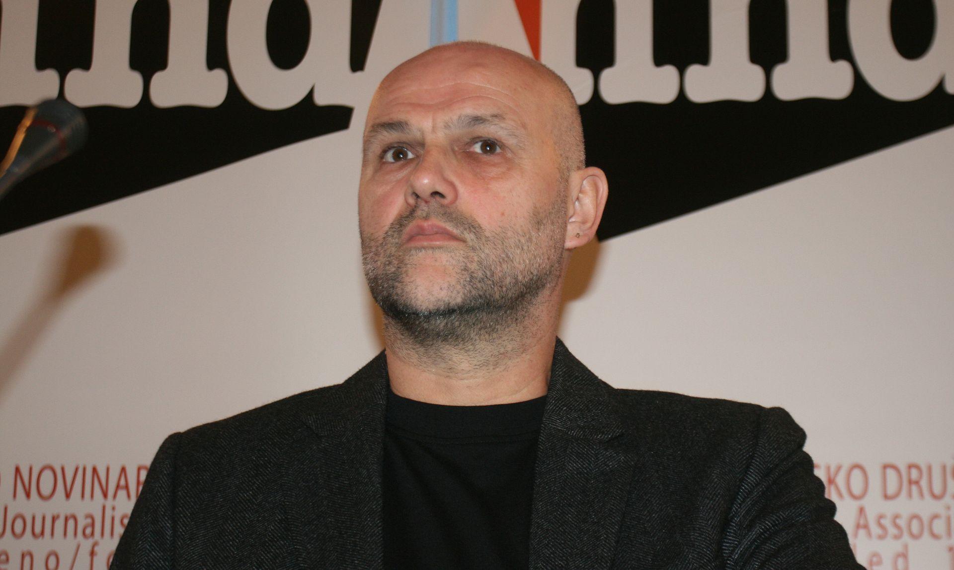Predsjednik HND-a Saša Leković podnio ostavku