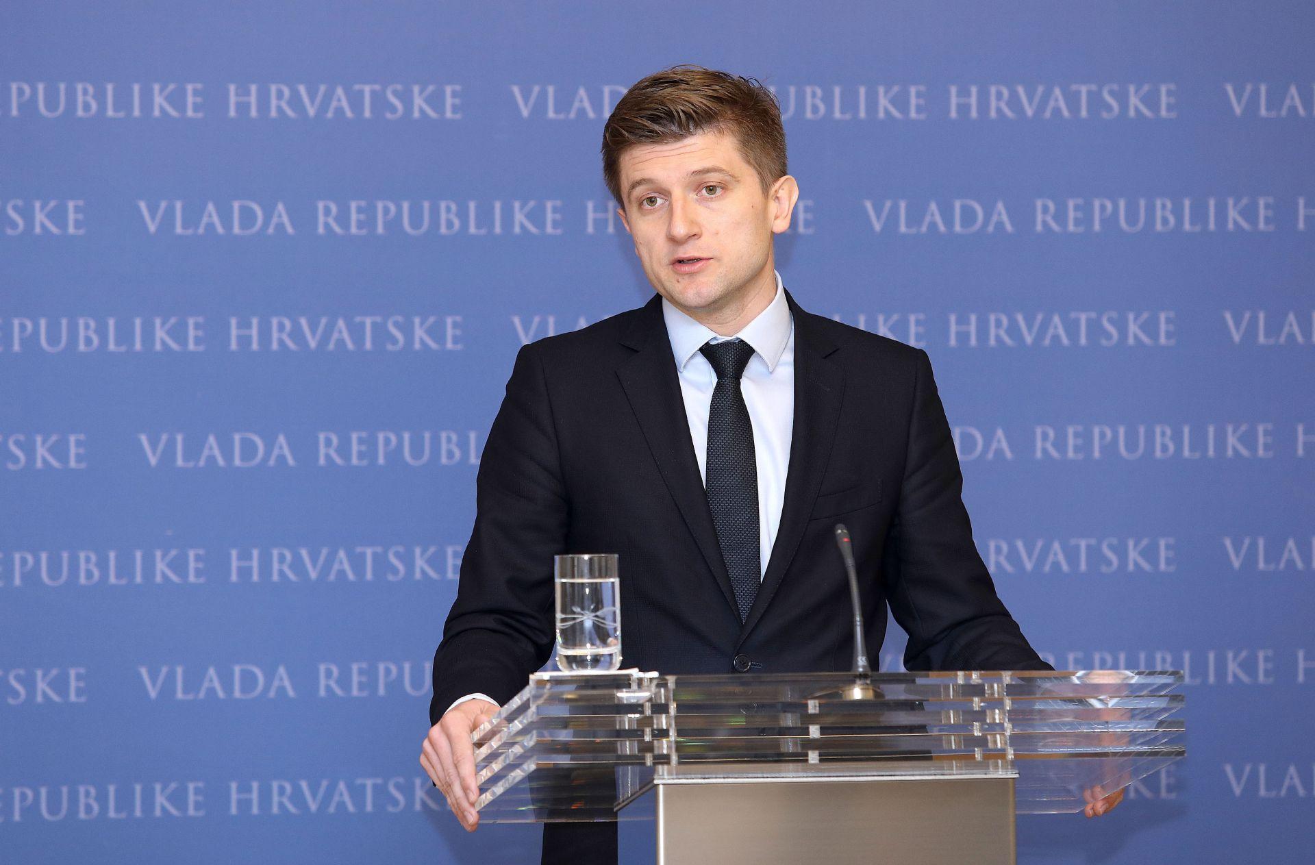 MINISTAR MARIĆ: 'Agrokor je i dalje dobra kompanija, ne vjerujem u bankrot'