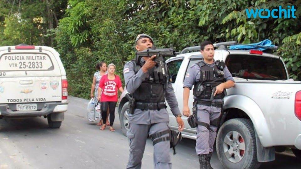 VIDEO: BRAZIL Potraga za odbjeglim zatvorenicima nakon pobune u zatvoru Anisio Jobim