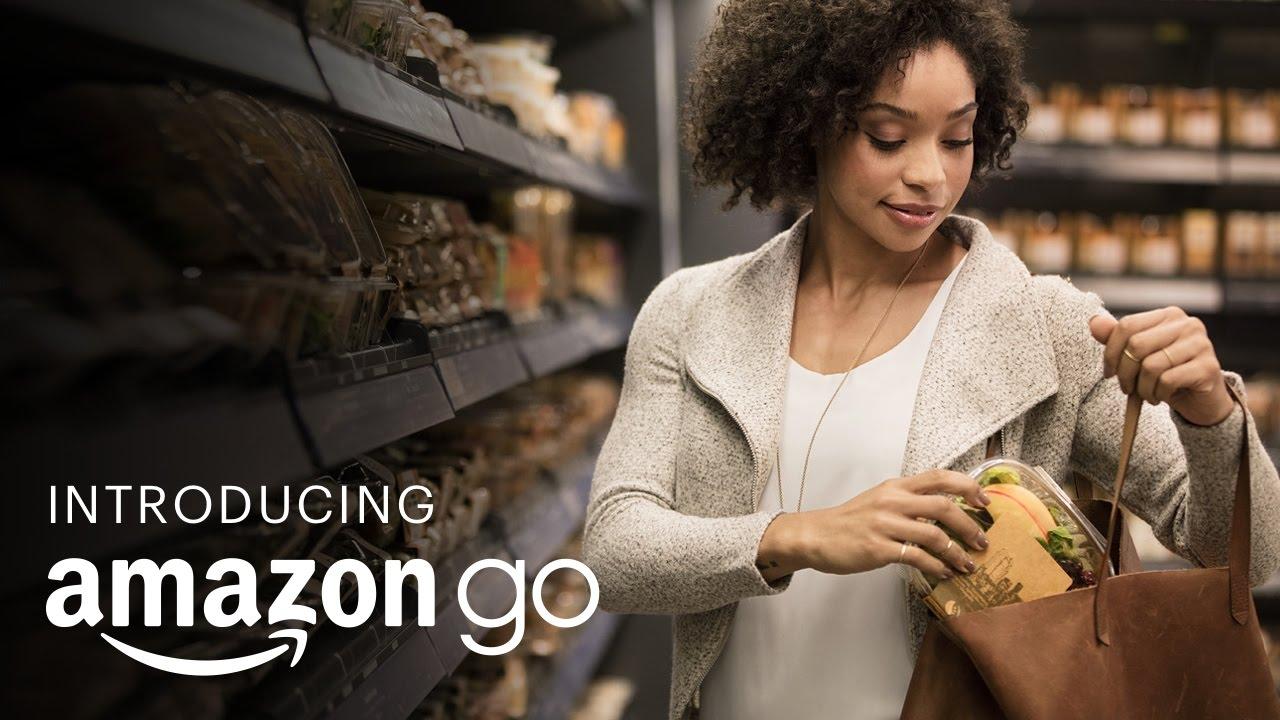 VIDEO: Otvorene prve Amazonove trgovine bez prodavača i redova