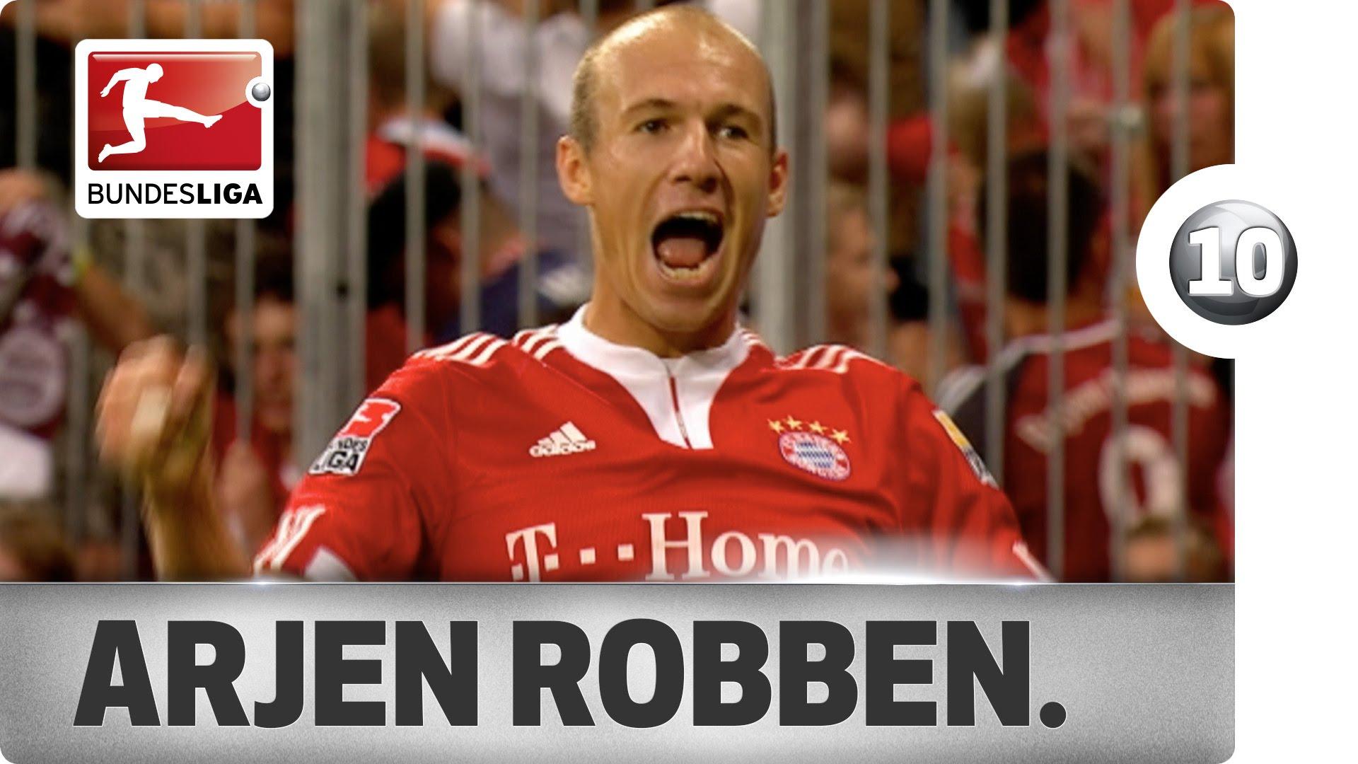 VIDEO: Robben produžio s Bayernom do 2018.