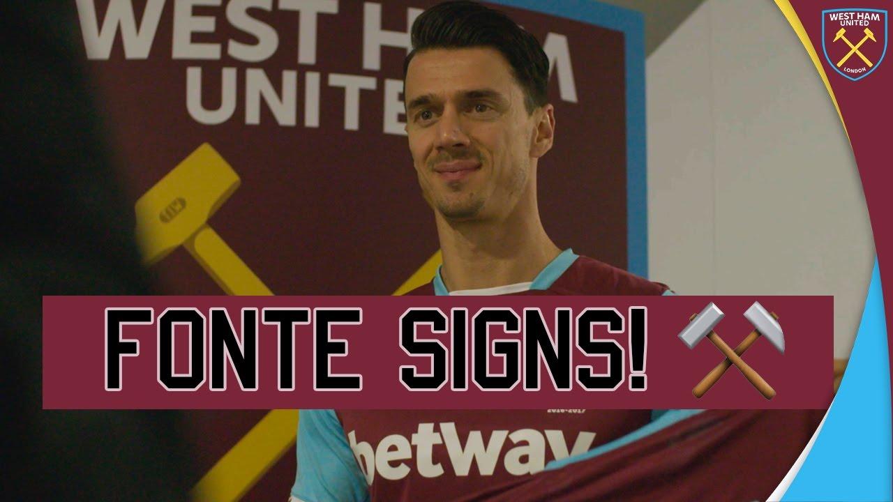 VIDEO: West Ham doveo kapetana Southamptona Josea Fontea