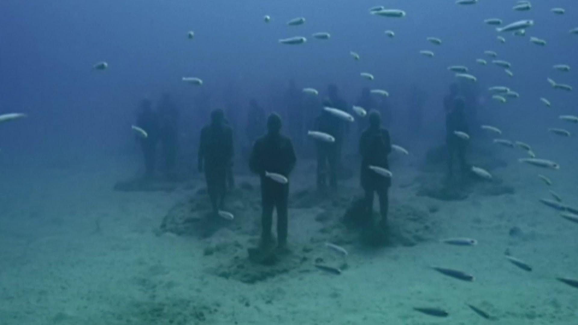 VIDEO: Prvi europski podvodni muzej