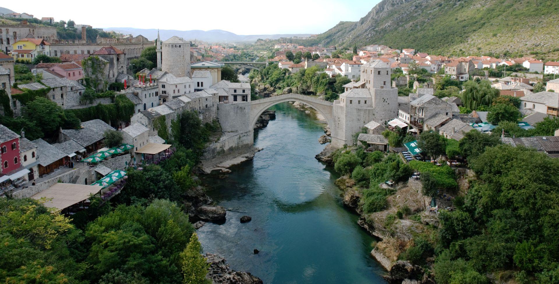 PRESUDA Rušenje Starog mosta u Mostaru bilo je vojno opravdano