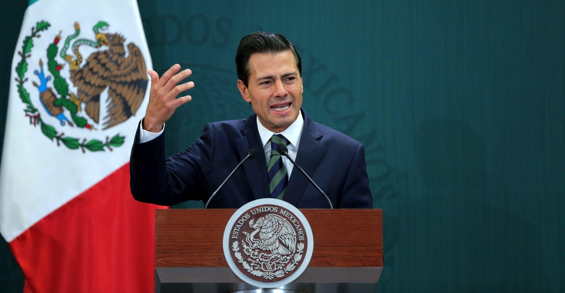 Meksiko strahuje od Trumpove politike
