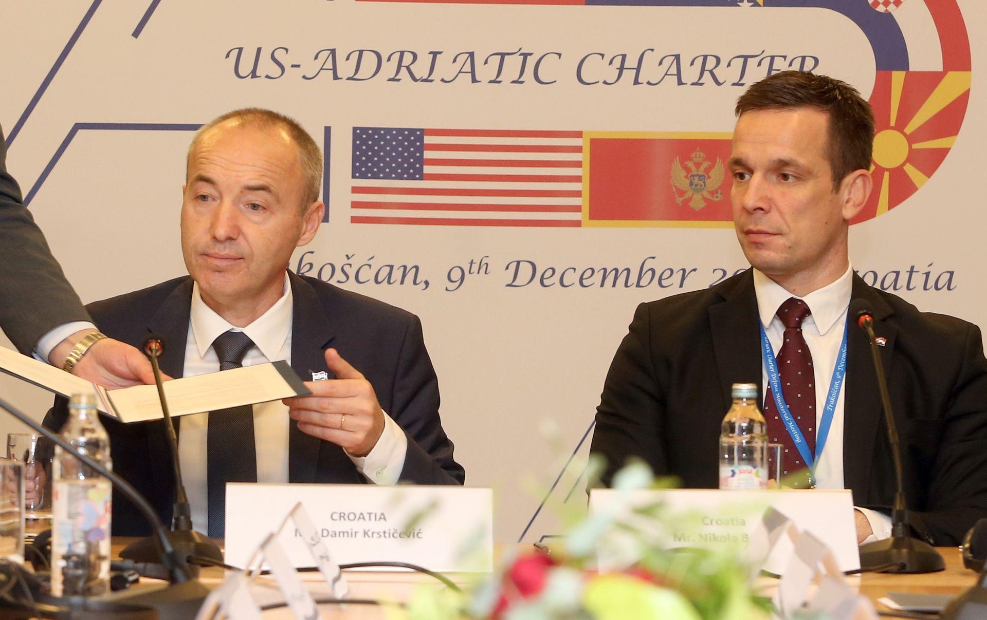 'OSOBNI RAZLOZI': Pomoćnik ministra obrane ponudio ostavku
