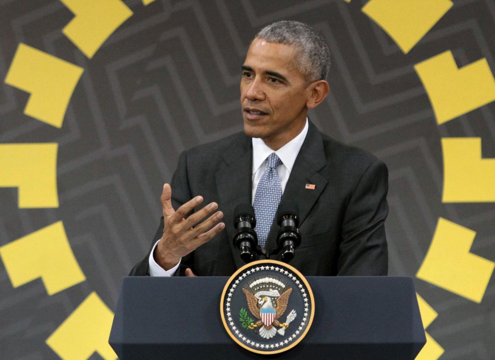 OPROŠTAJNI GOVOR: Obama pozvao na zauzimanje za američke vrijednosti i odbacivanje diskriminacije