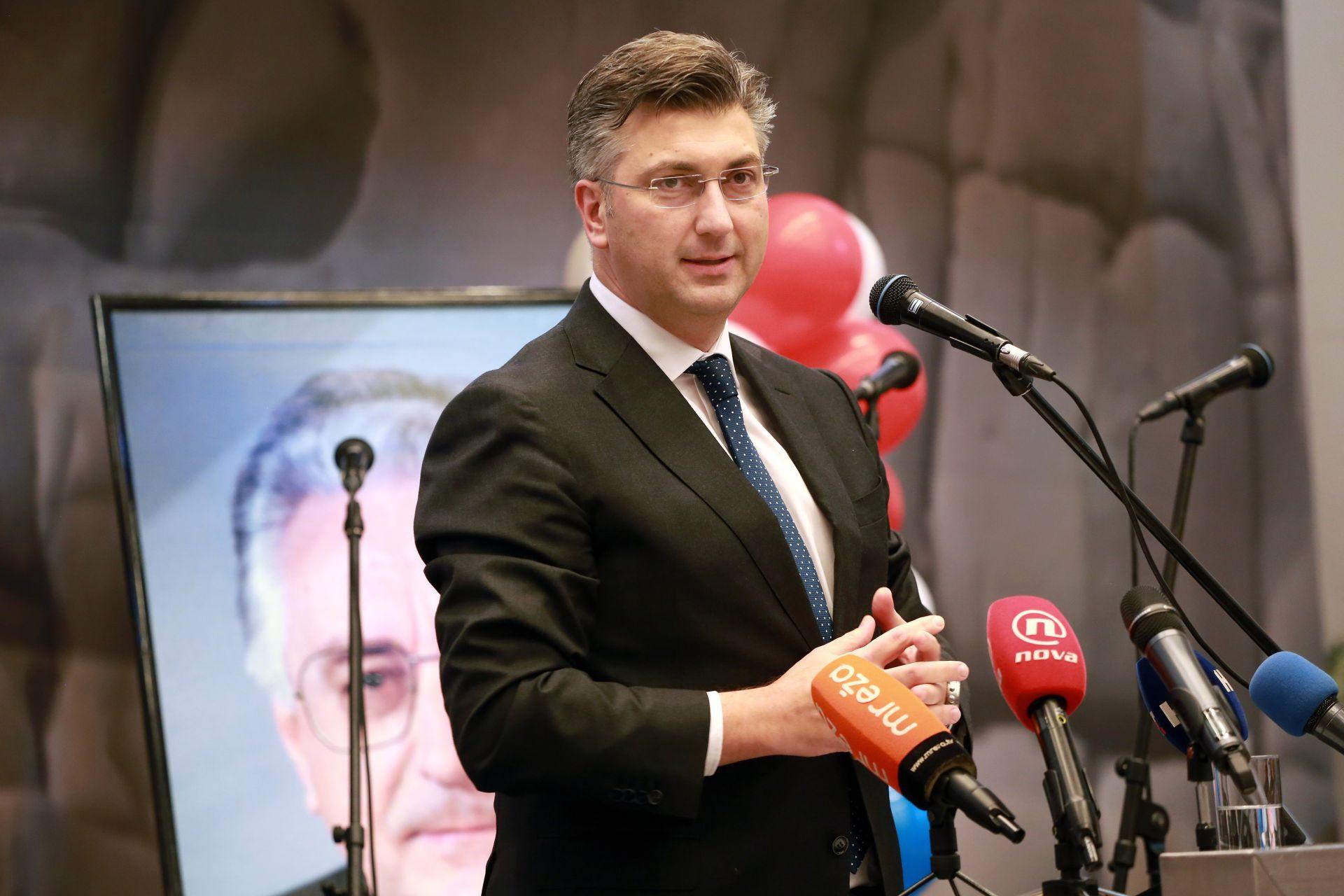 PLENKOVIĆ: Očekujem pobjedu Krstulovića Opare i Ževrnje na lokalnim izborima