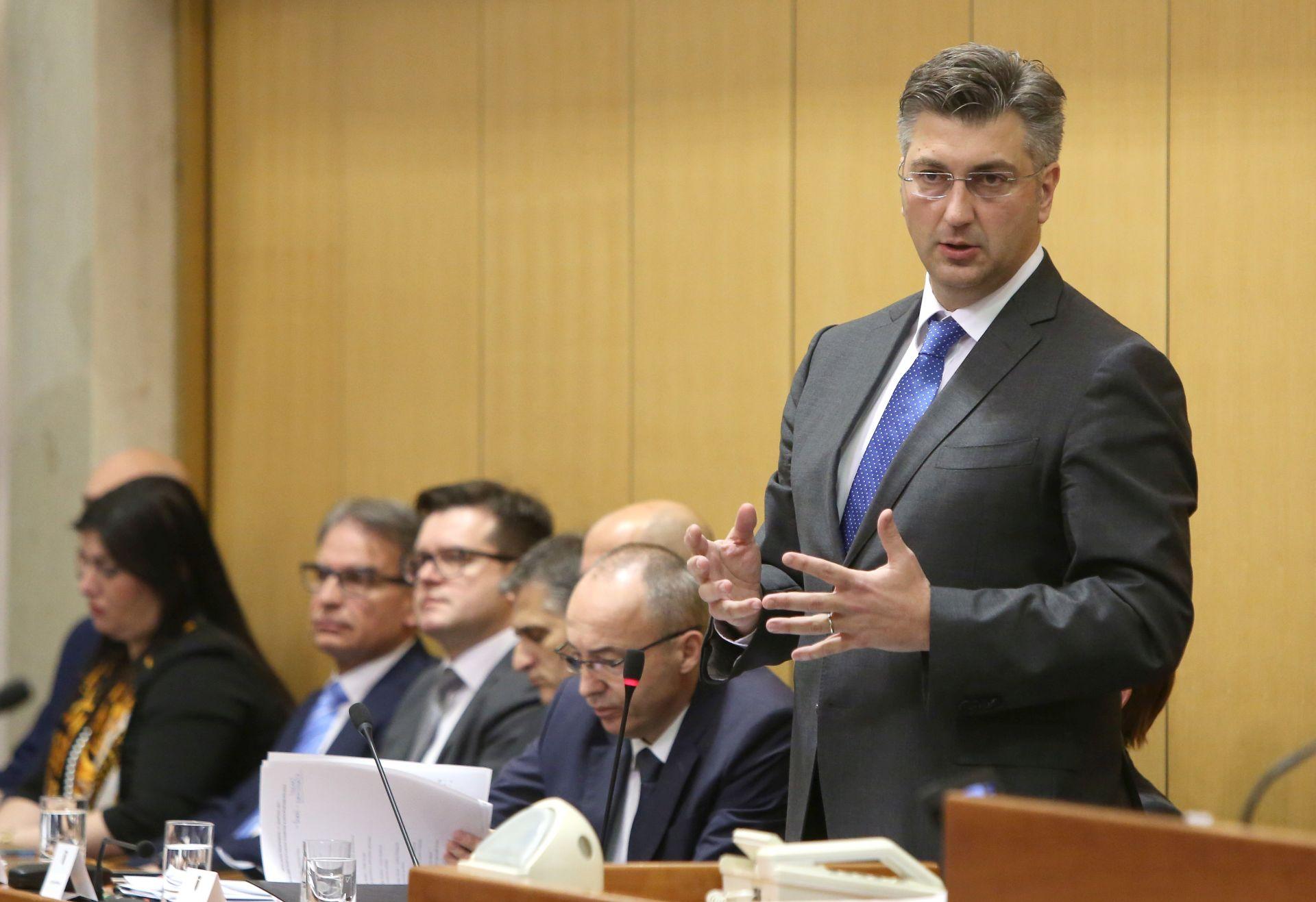 SVJETSKI GOSPODARSKI FORUM: Premijer Plenković naglasio važnost OECD-a za Hrvatsku