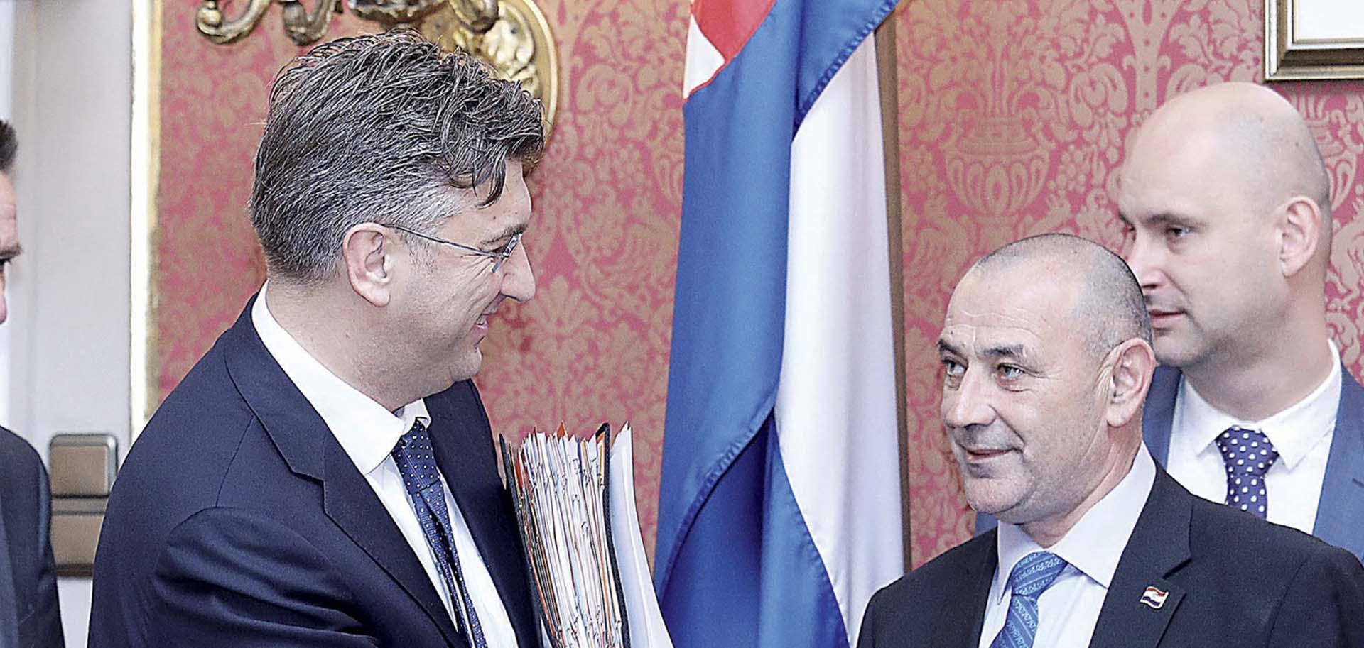 GENERALSKI ZBOR priprema napad na Plenkovića zbog najave prodaje HEP-a
