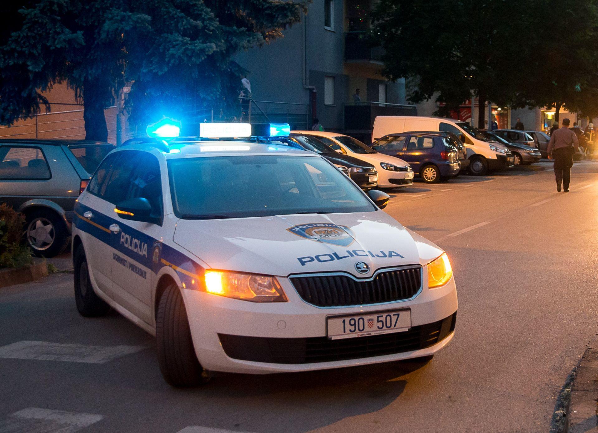 ZAGREB U centru grada pronađeno beživotno tijelo, sumnja se u nasilnu smrt