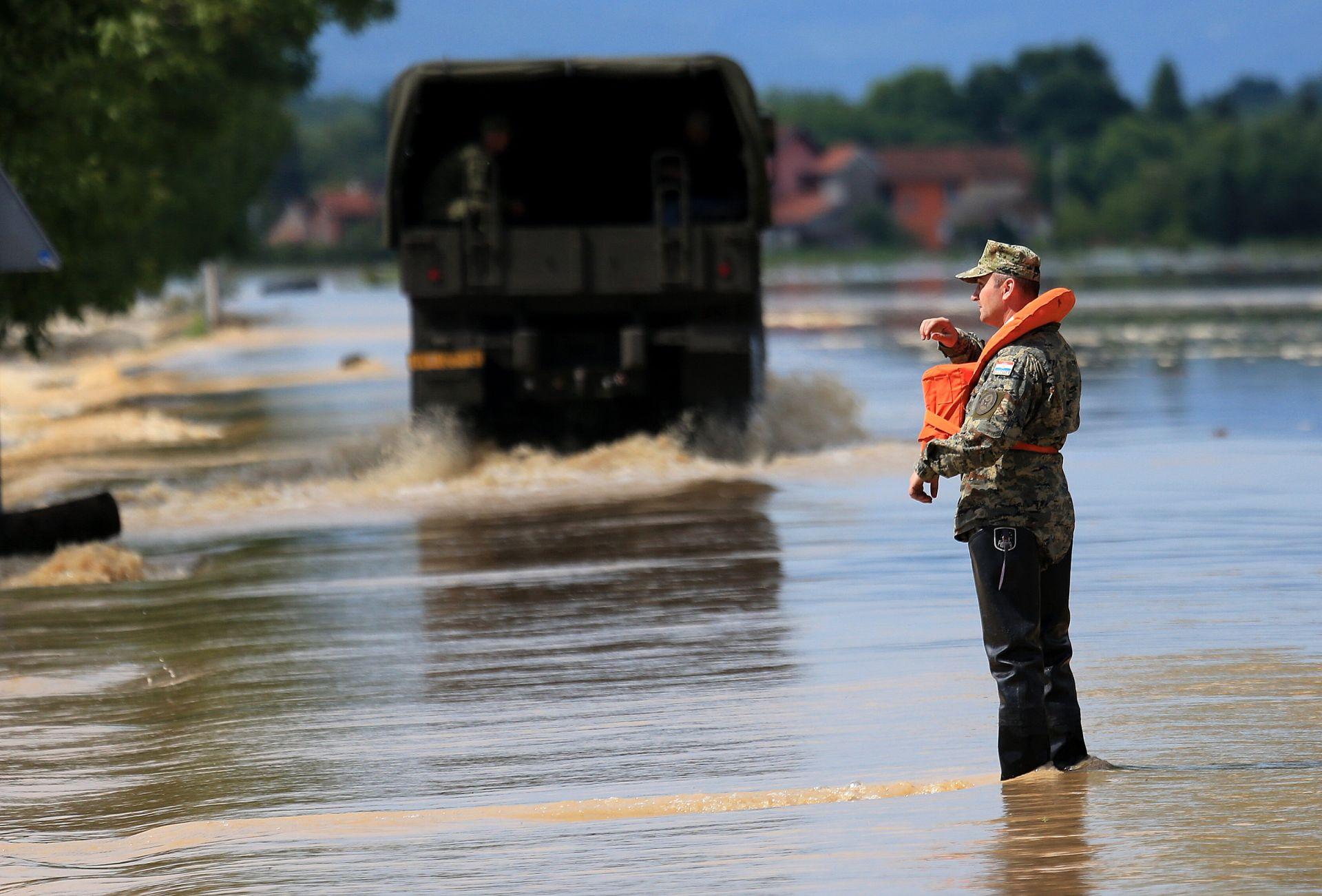 EUROPSKI PROJEKT: Hrvatskoj i Srbiji 1,4 milijuna eura za zajedničku obnovu i zaštitu od poplava