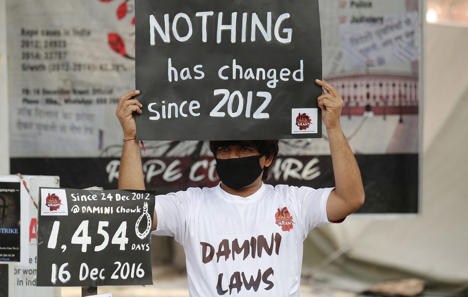 PROSVJEDI U INDIJI: Stotine žena na ulicama protiv seksualnog nasilja