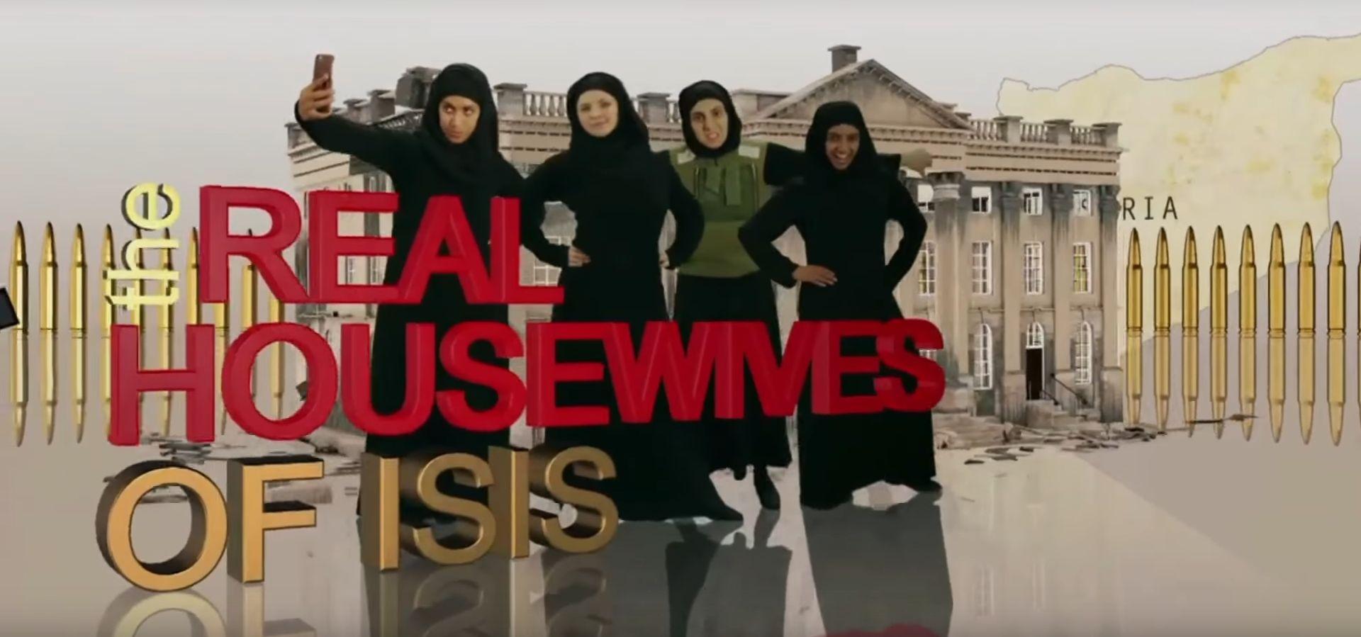 VIDEO: Satira BBC-a o kućanicama IS-a izazvala pohvale i bijes