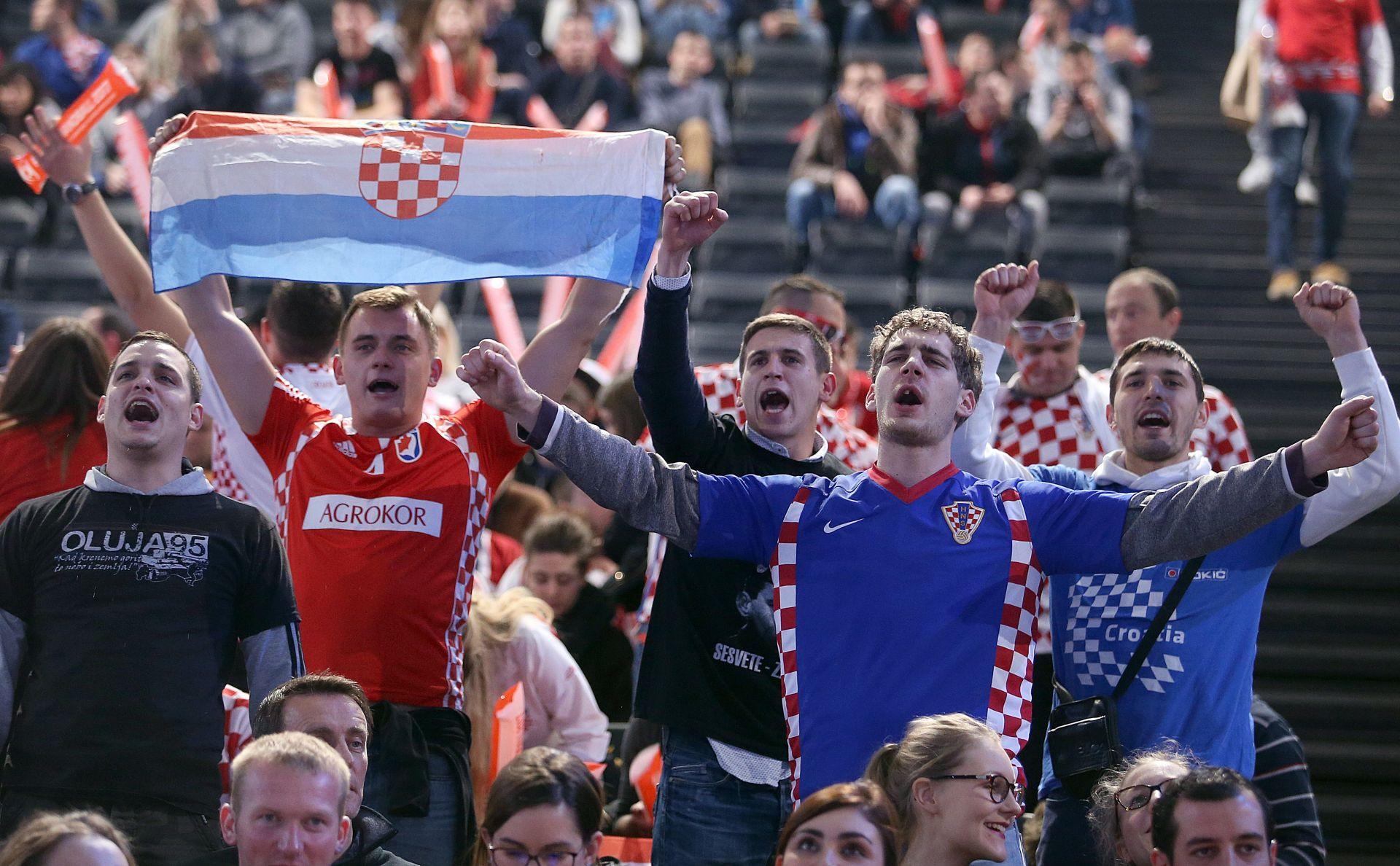SP Rusija: Utakmica Hrvatska – Nigerija najpopularnija