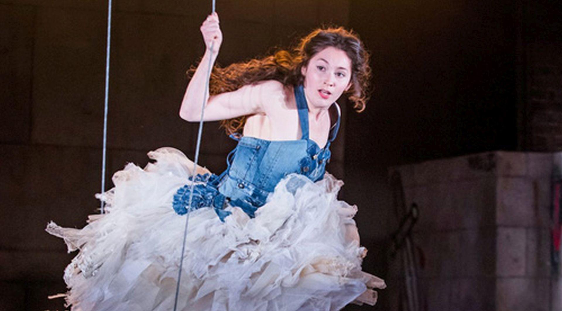 """Shakespearova predstava """"Cymbeline"""" na velikom platnu kina """"Tuškanac"""""""