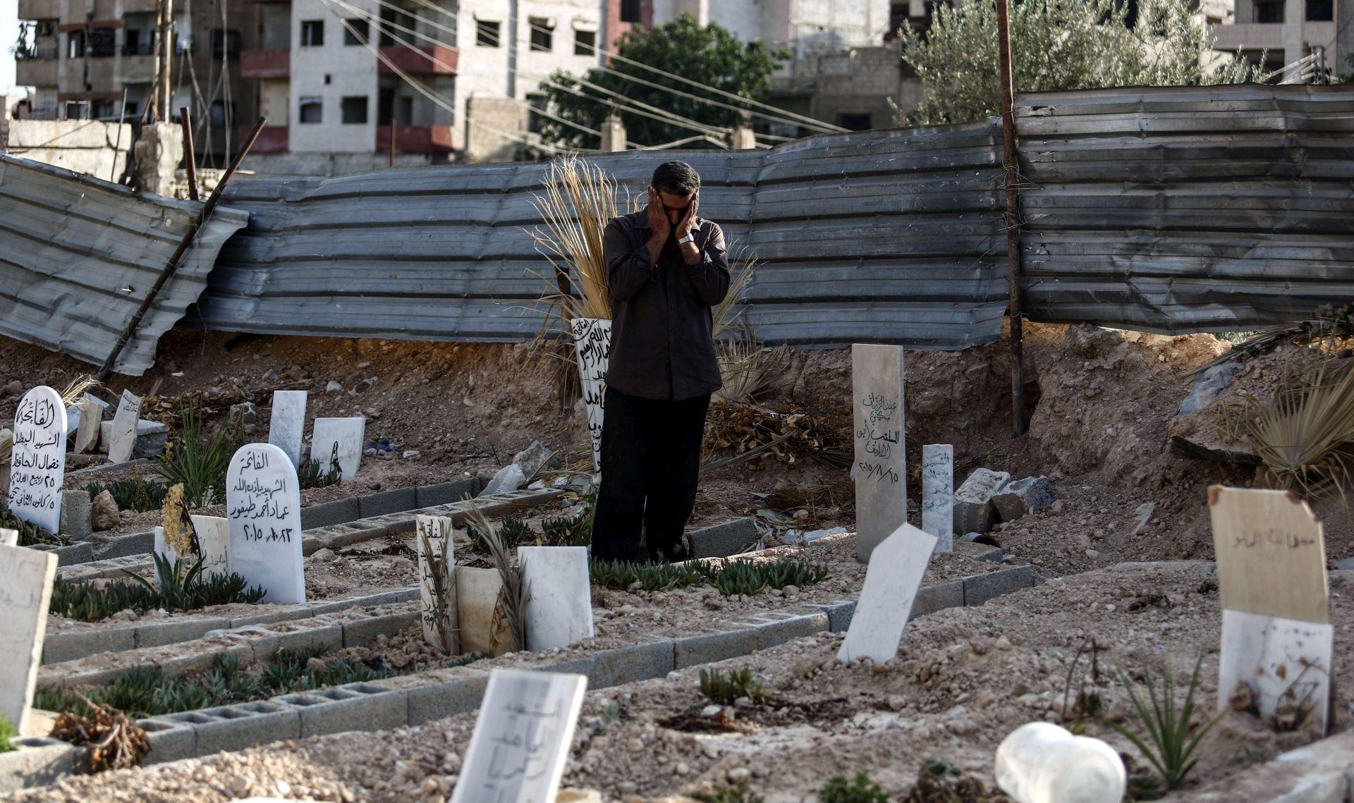SUKOBI U SIRIJI: Assad povezan s upotrebom kemijskog oružja