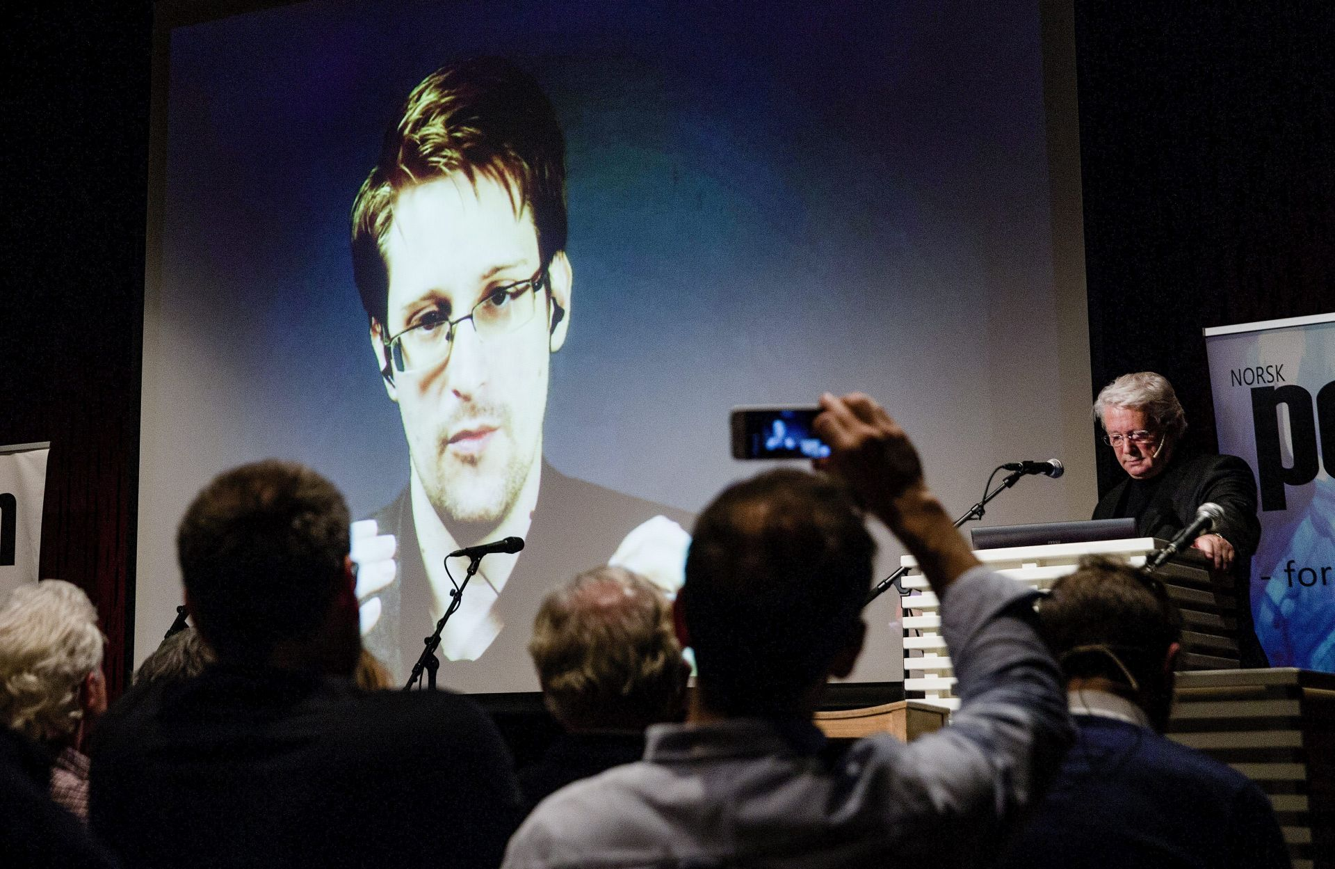RUSKO MVP: Produljen boravak Snowdenu za još nekoliko godina
