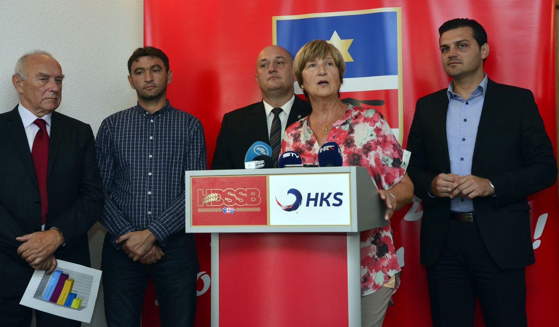 Ujedinjenje HKS-a i Akcije za bolju Hrvatsku