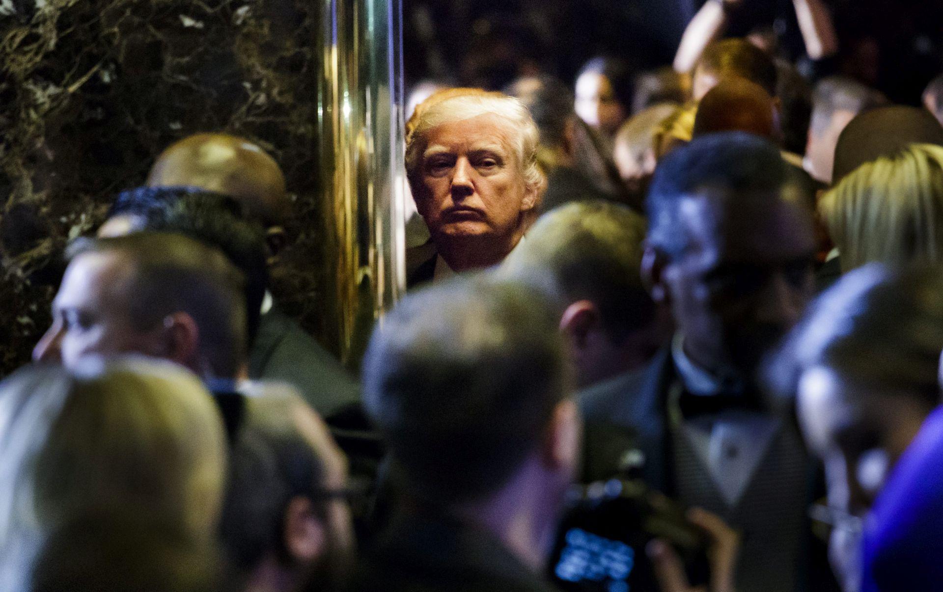 JOHNSON: 'Za sada ništa ne ugrožava Trumpovu prisegu'