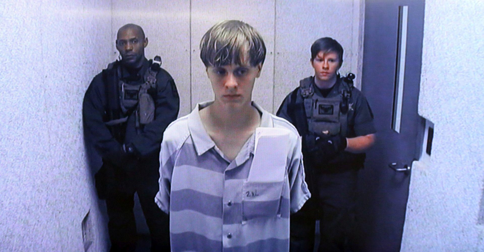 SMRTNA KAZNA ZA DYLANNA ROOFA: Rasističko ubojstvo u Južnoj Karolini