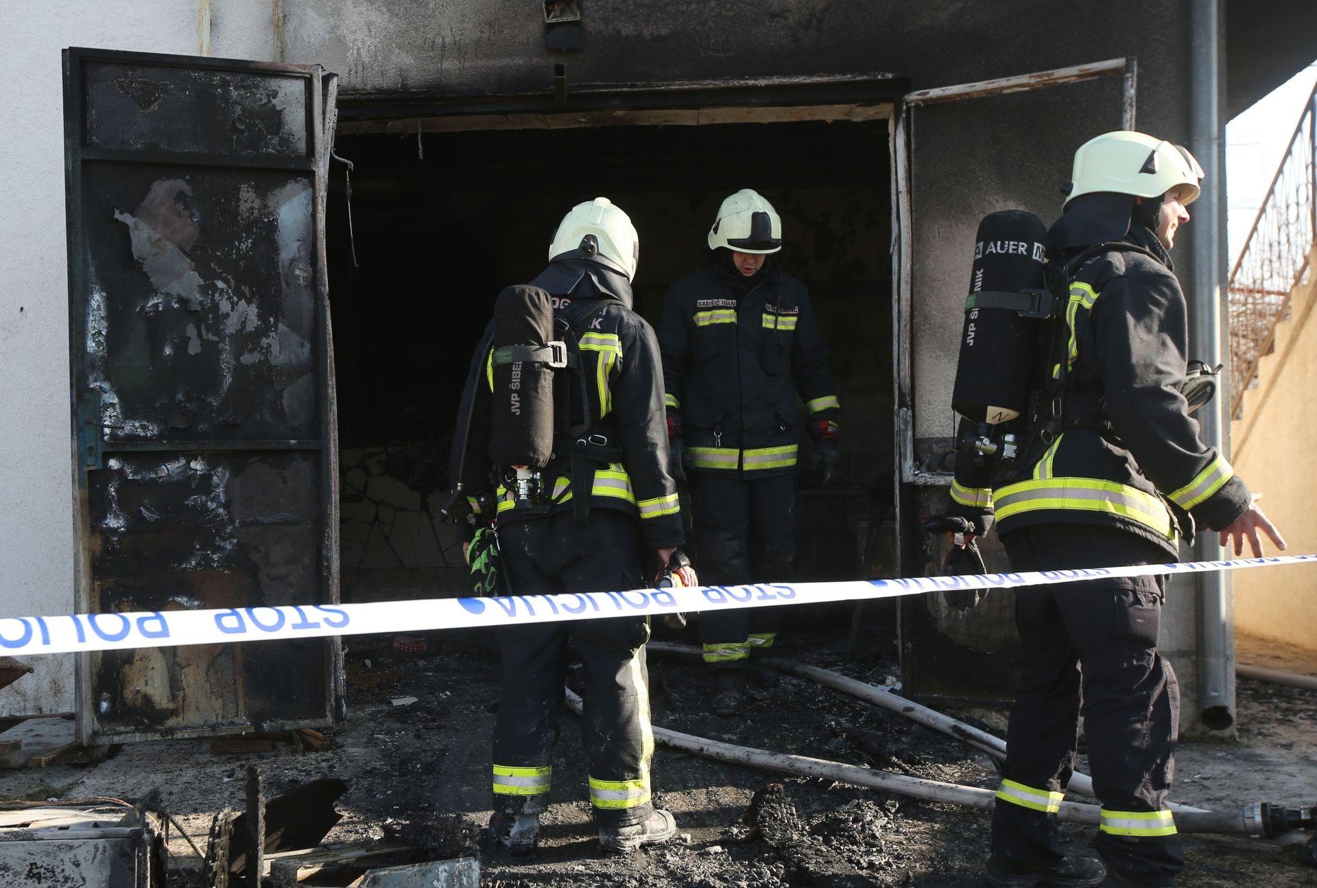 Starica preminula u požaru koji je izazvao dimnjak