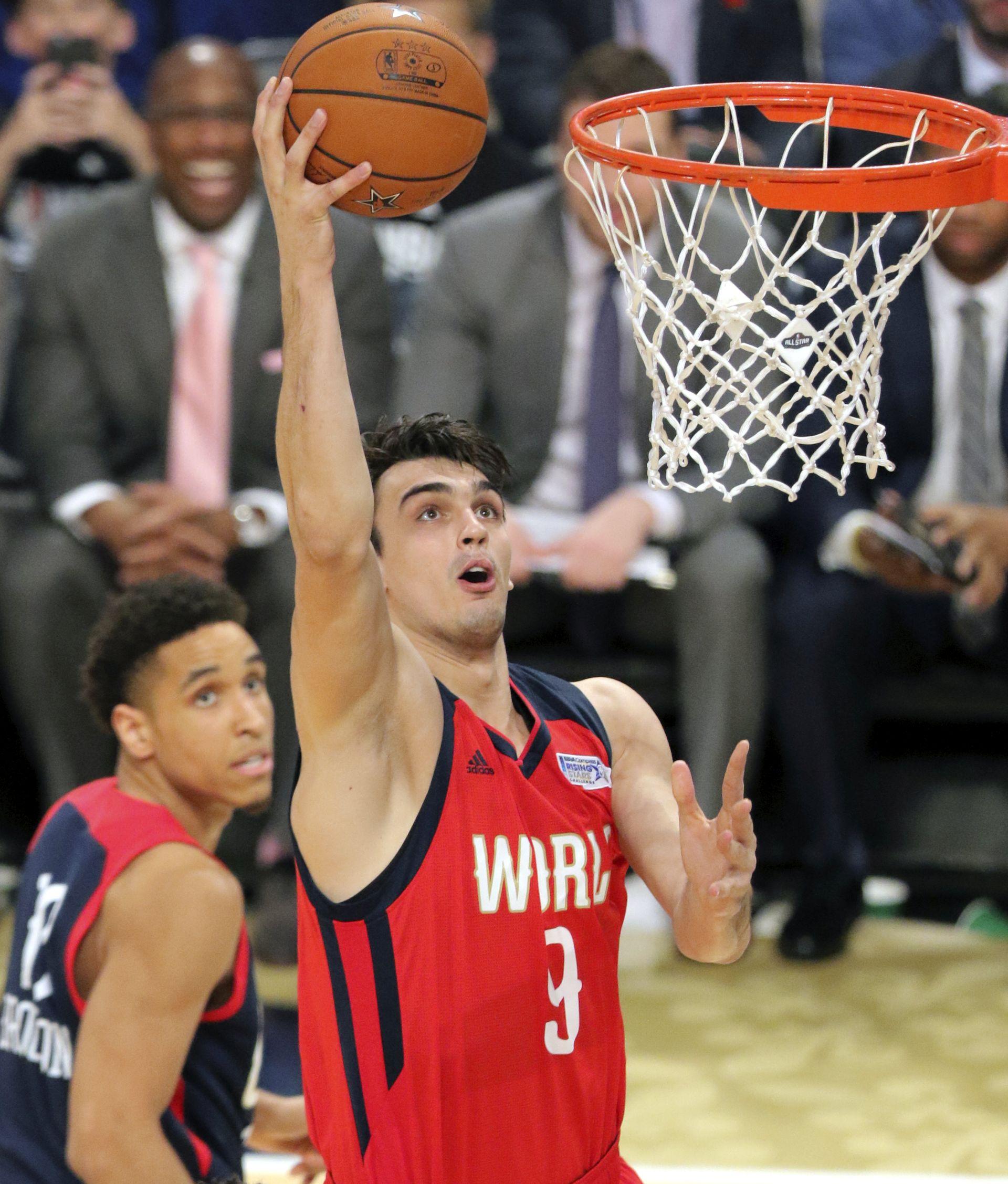 NBA: Šarić najučinkovitiji u porazu od Golden Statea